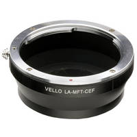 Vello Canon EF/EF-S Lens to Micro Four Thirds Camera Adapter