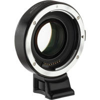 Vello Canon EF Lens to Sony E-Mount Camera Accelerator AF Lens Adapter (Black)