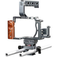 Vidpro CA-S7R Aluminum Camera Cage for Sony Cameras
