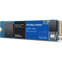 Deals on WD 500GB Blue SN550 NVMe M.2 Internal SSD