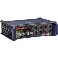 Zoom F8n 8-Input / 10-Track Multi-Track Field Recorder