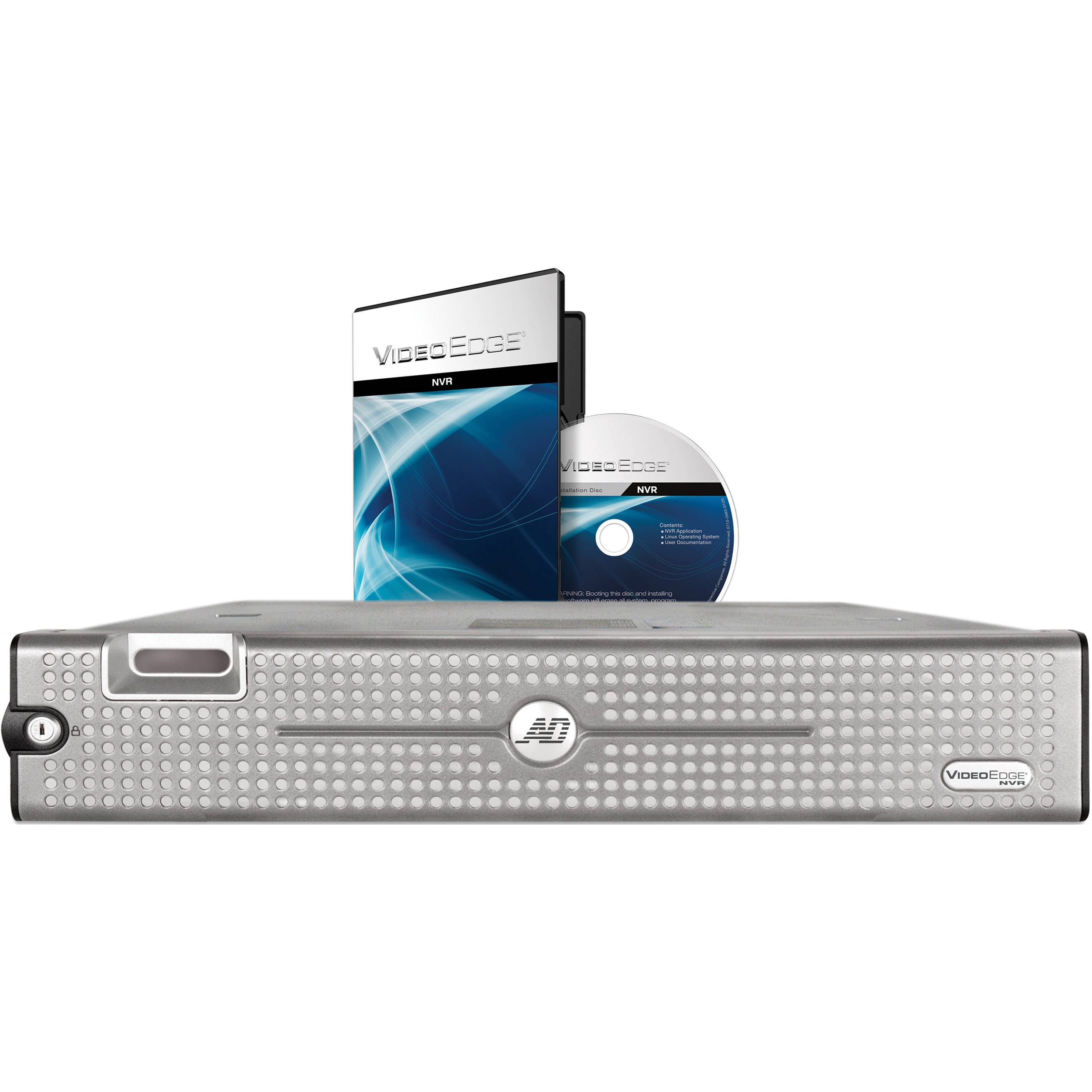 American Dynamics VideoEdge NVR Bundled Server