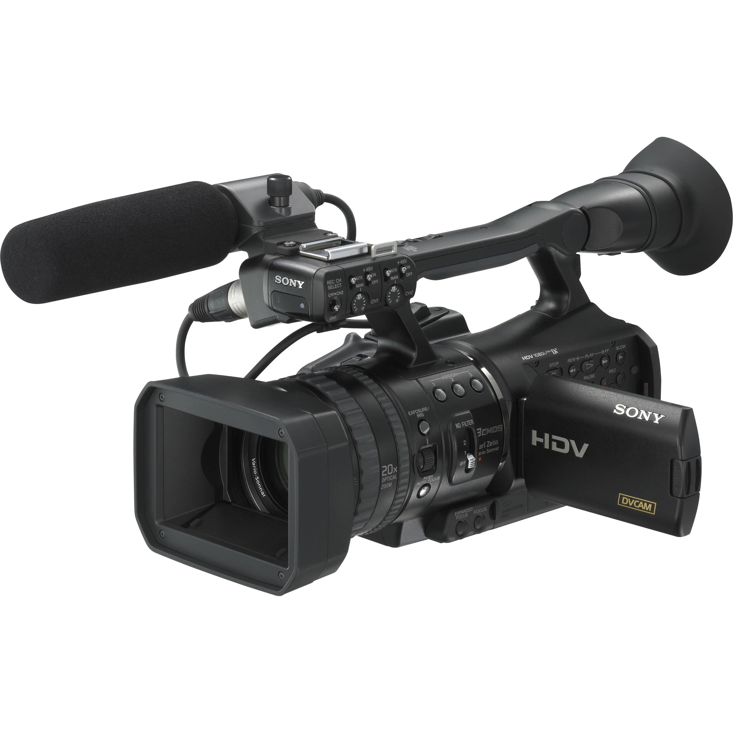 SONY HDV 1080I 64BIT DRIVER