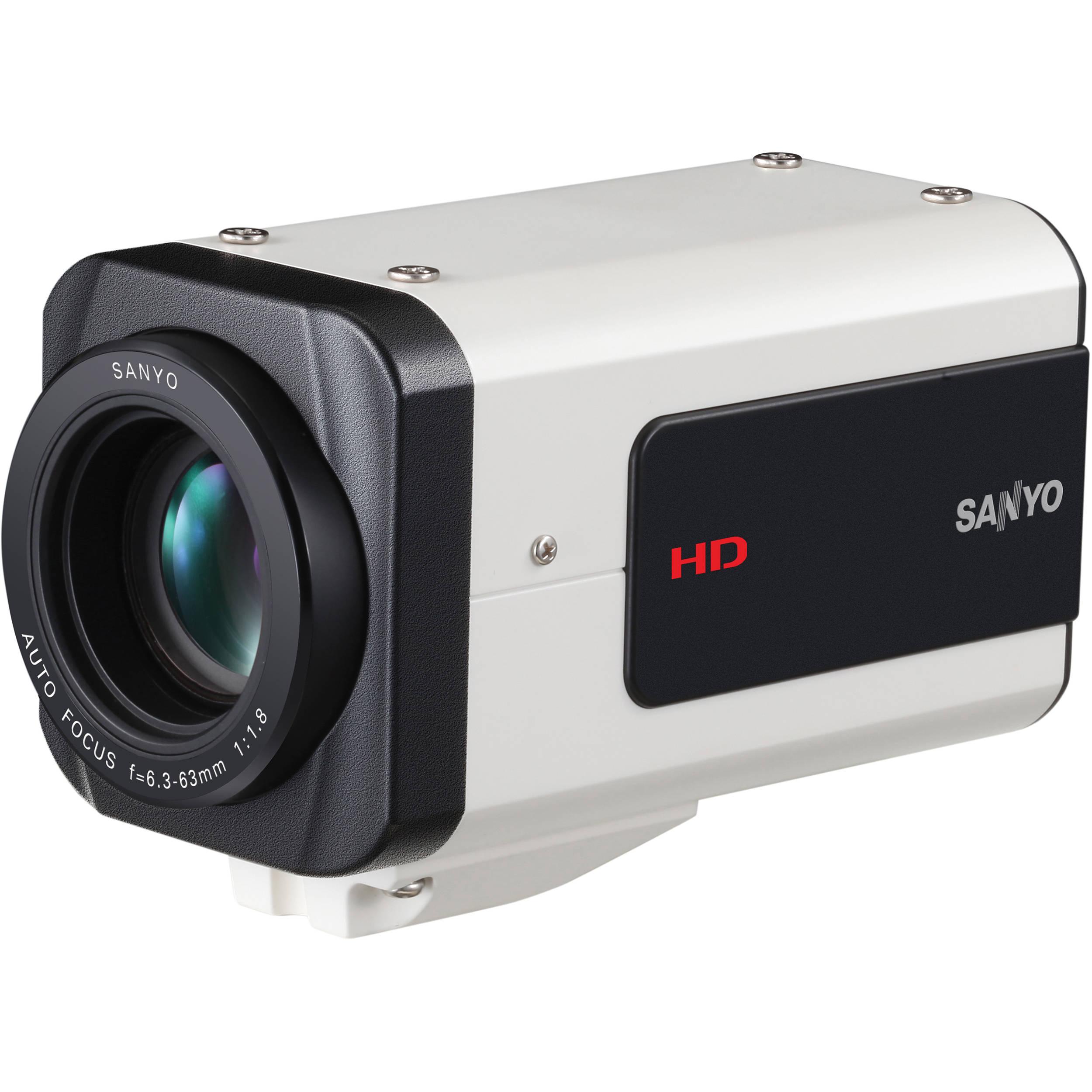 Sanyo Full HD Zoom Camera