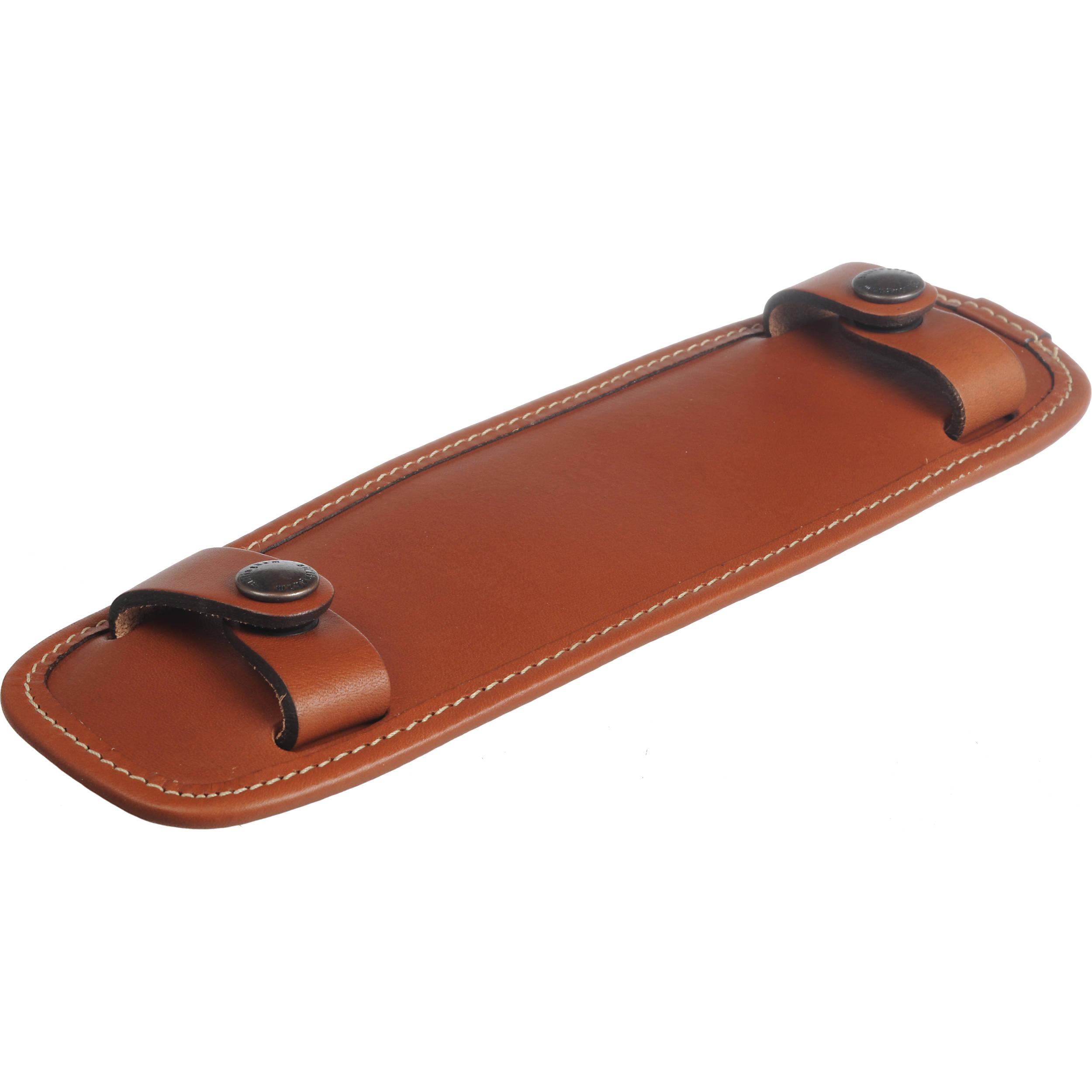 771549be47bb Billingham SP50 Leather Shoulder Pad (Tan)