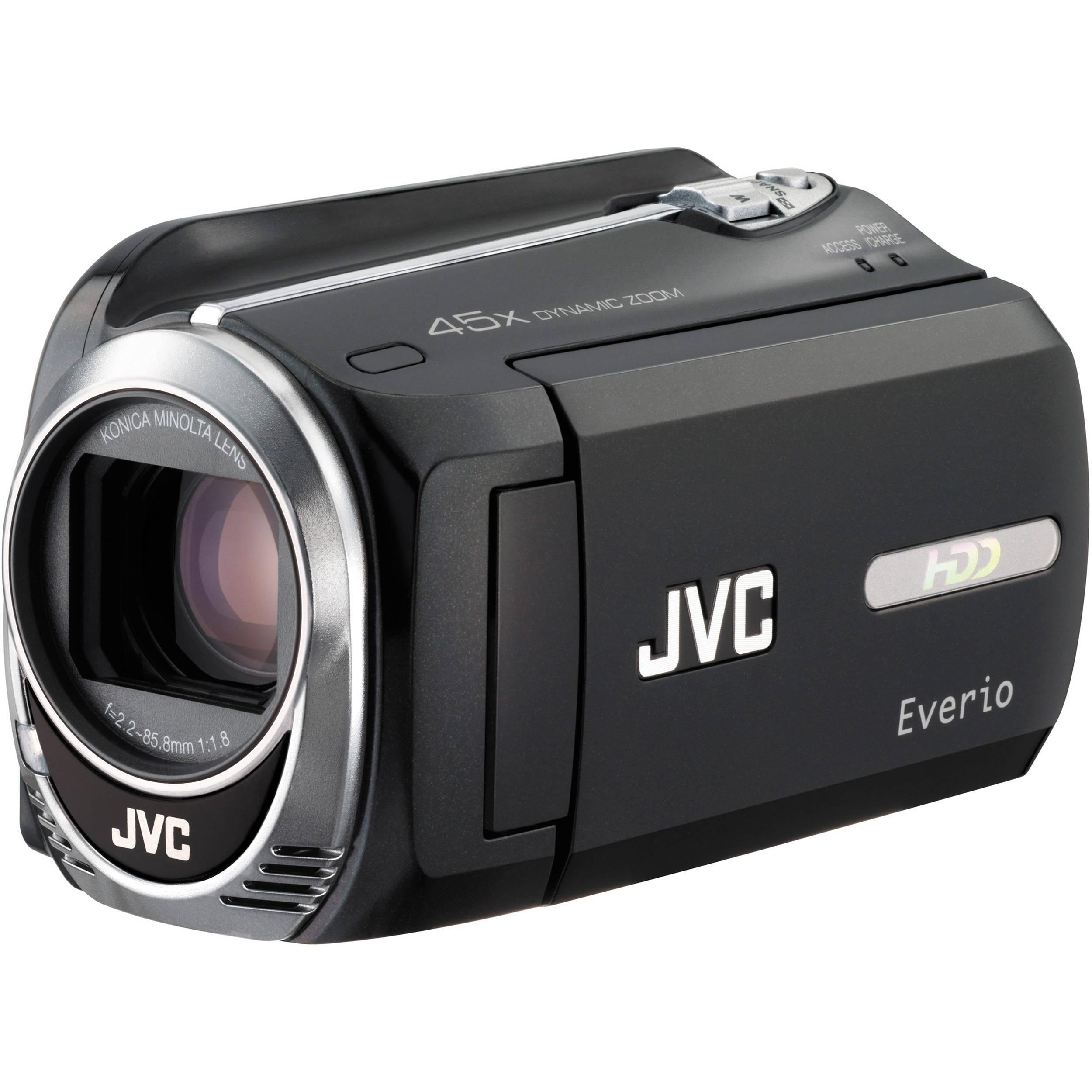 Easy editing & saving hd everio | jvc.
