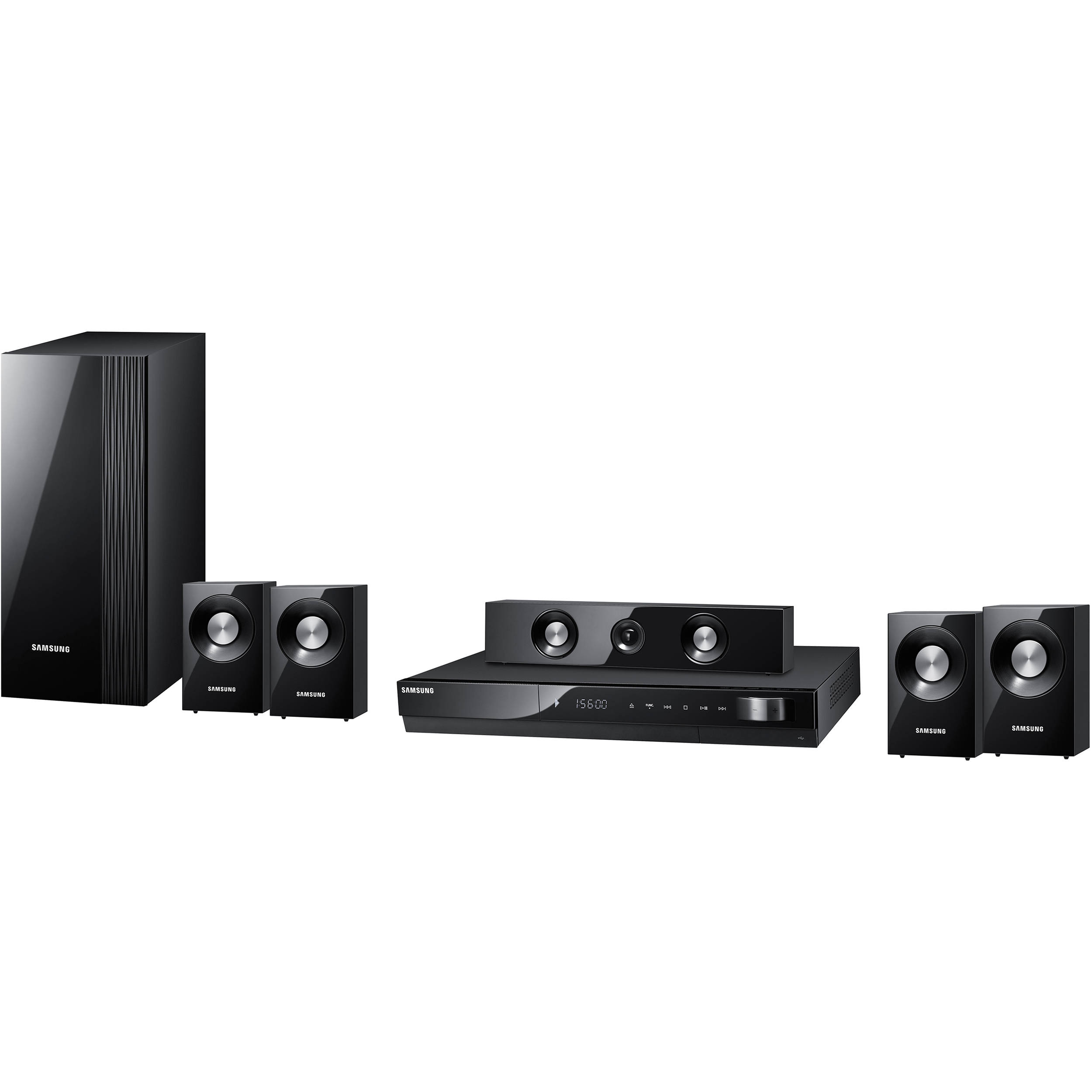 Samsung HT-C550 5 1 Channel Home Theater System
