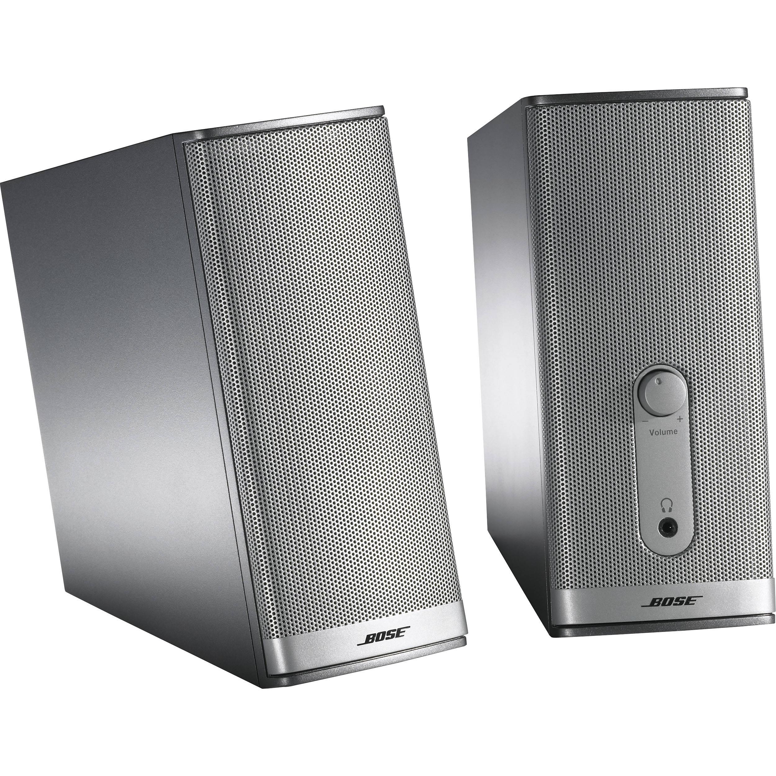 Bose Companion 8 Series II Multimedia Speaker System (Graphite)