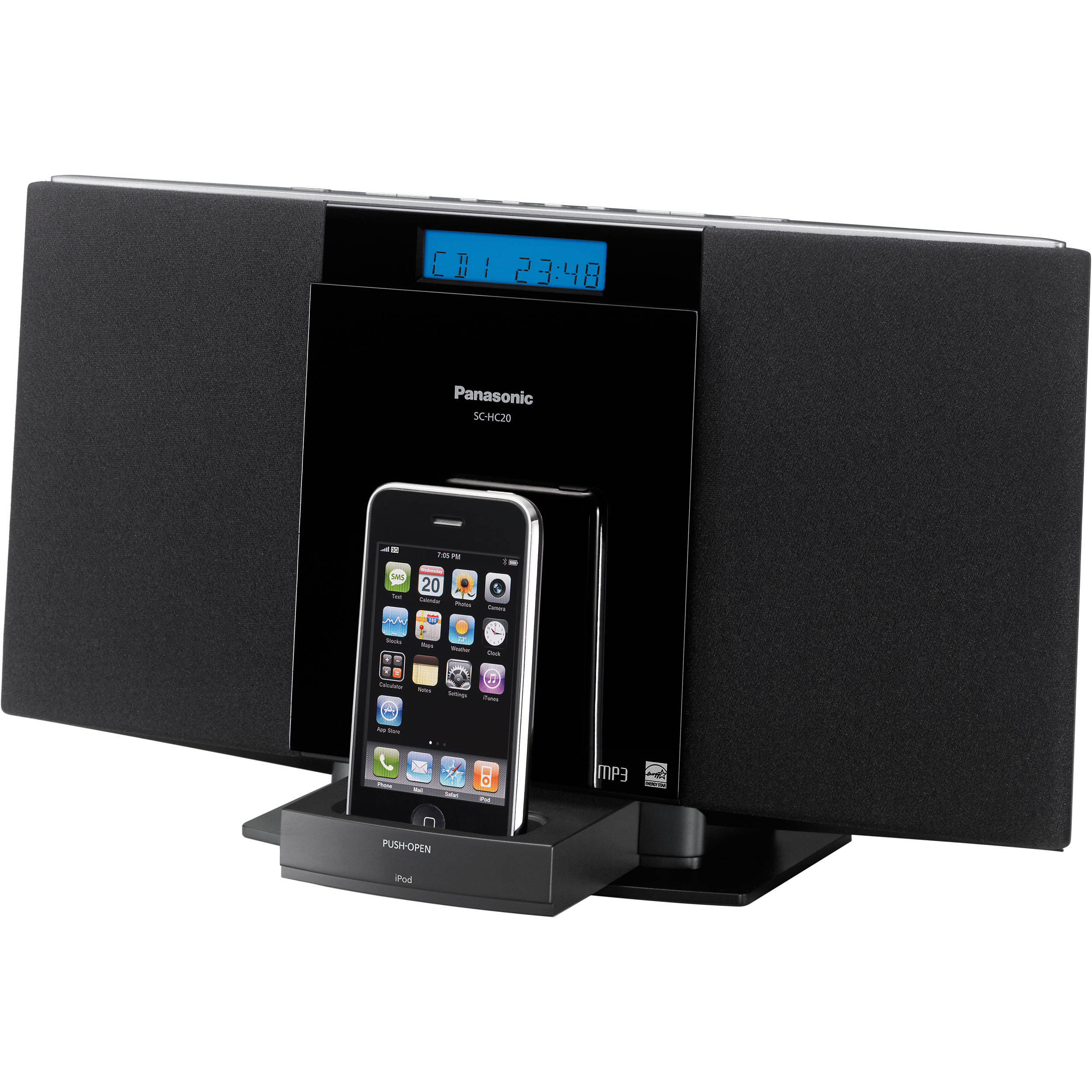 Panasonic SC-HC20 Compact Stereo System