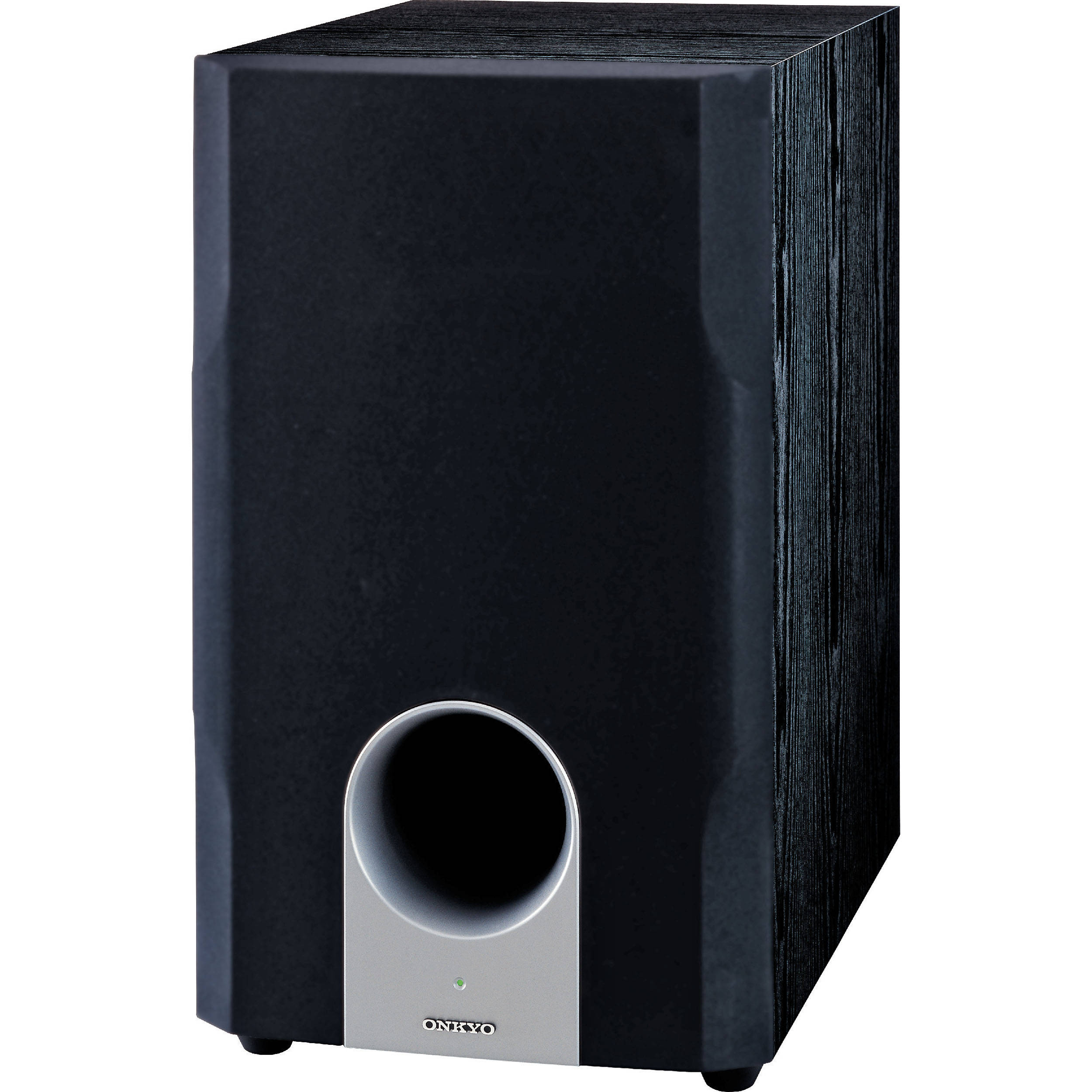 Home Theater Subwoofer >> Onkyo Skw 204 10 230w Powered Subwoofer Skw 204 B H