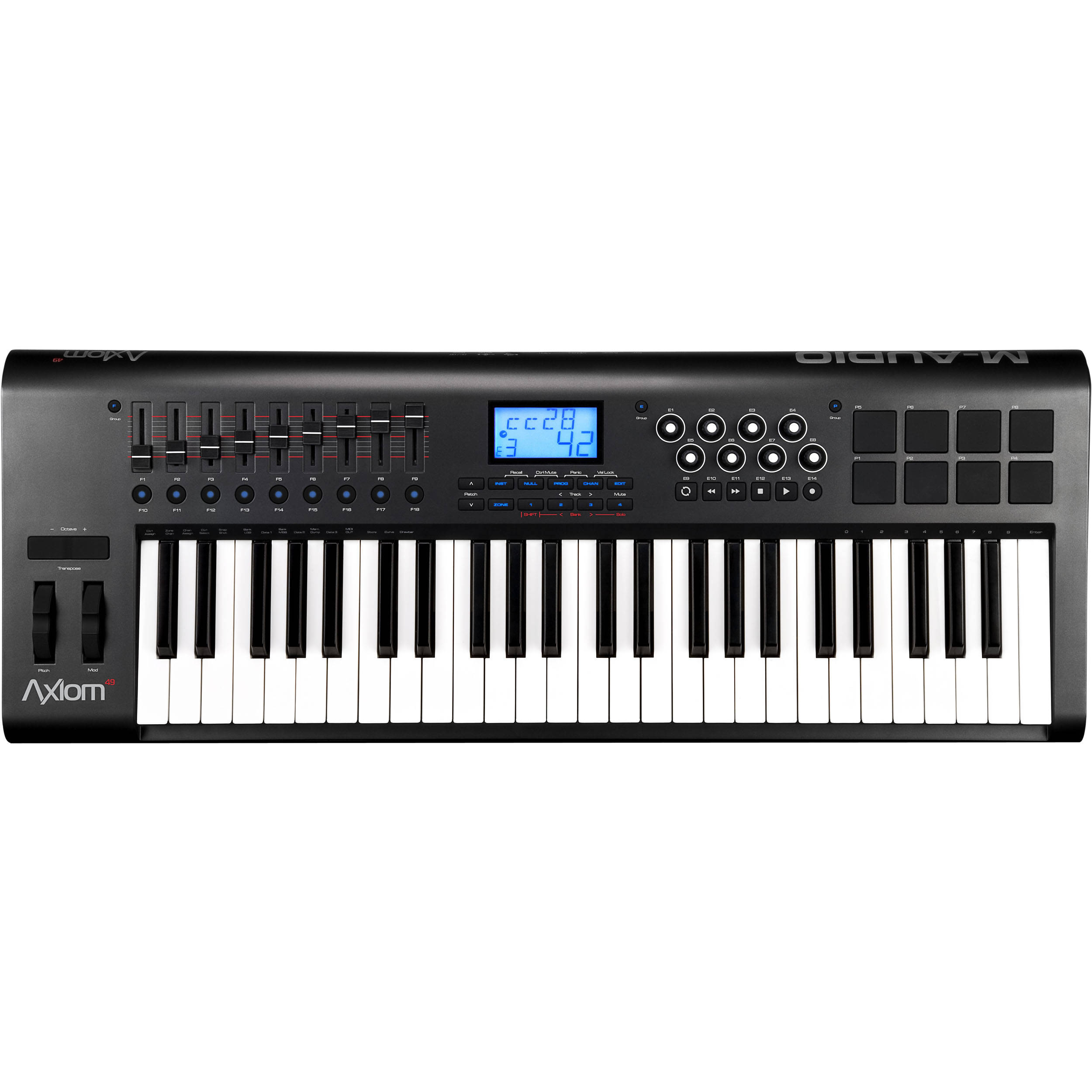 M-Audio Axiom 49 - USB MIDI Controller (Version 2)