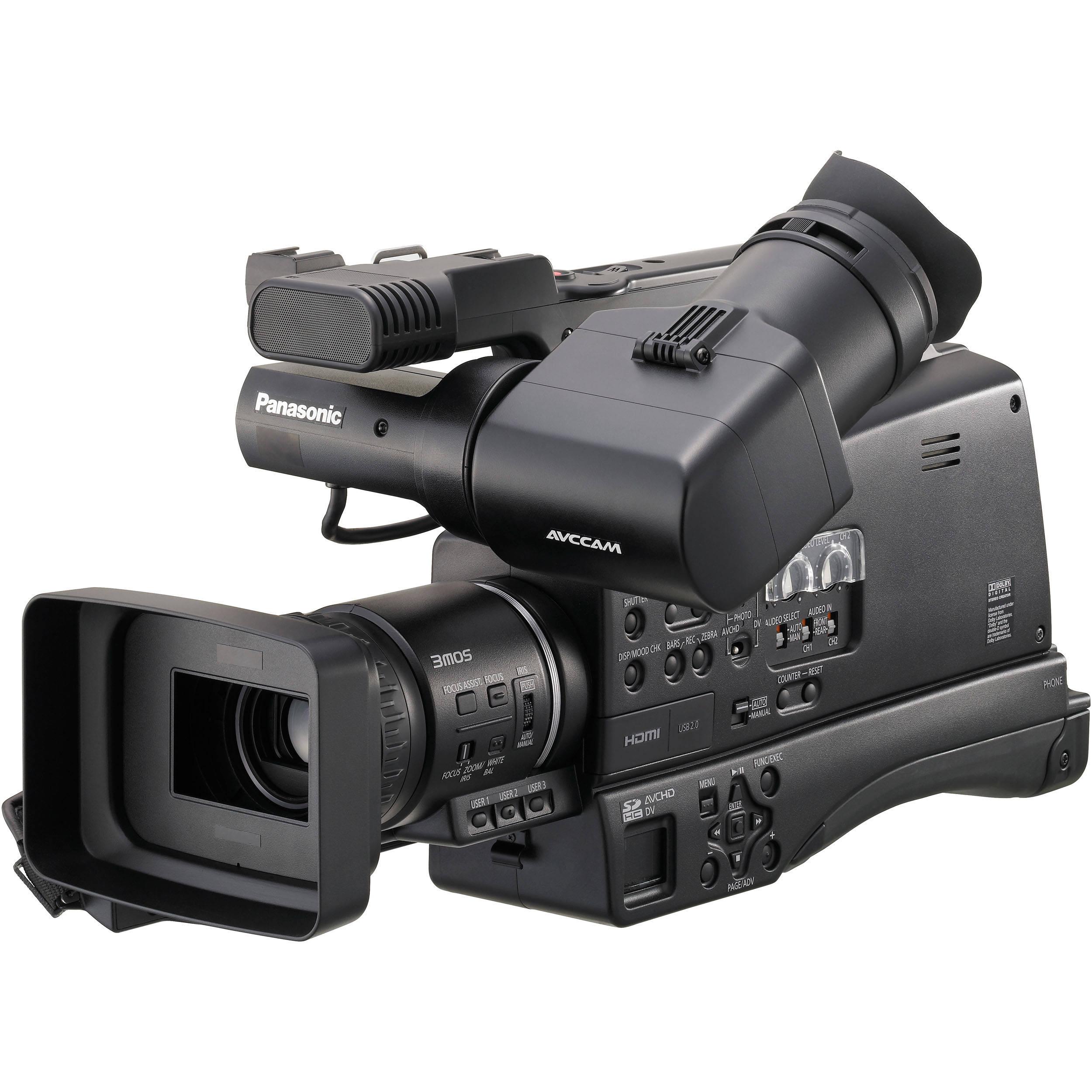 Panasonic ag-hmc80 (ag-hmc80e, ag-hmc81e, ag-hmc82, ag-hmc82en.
