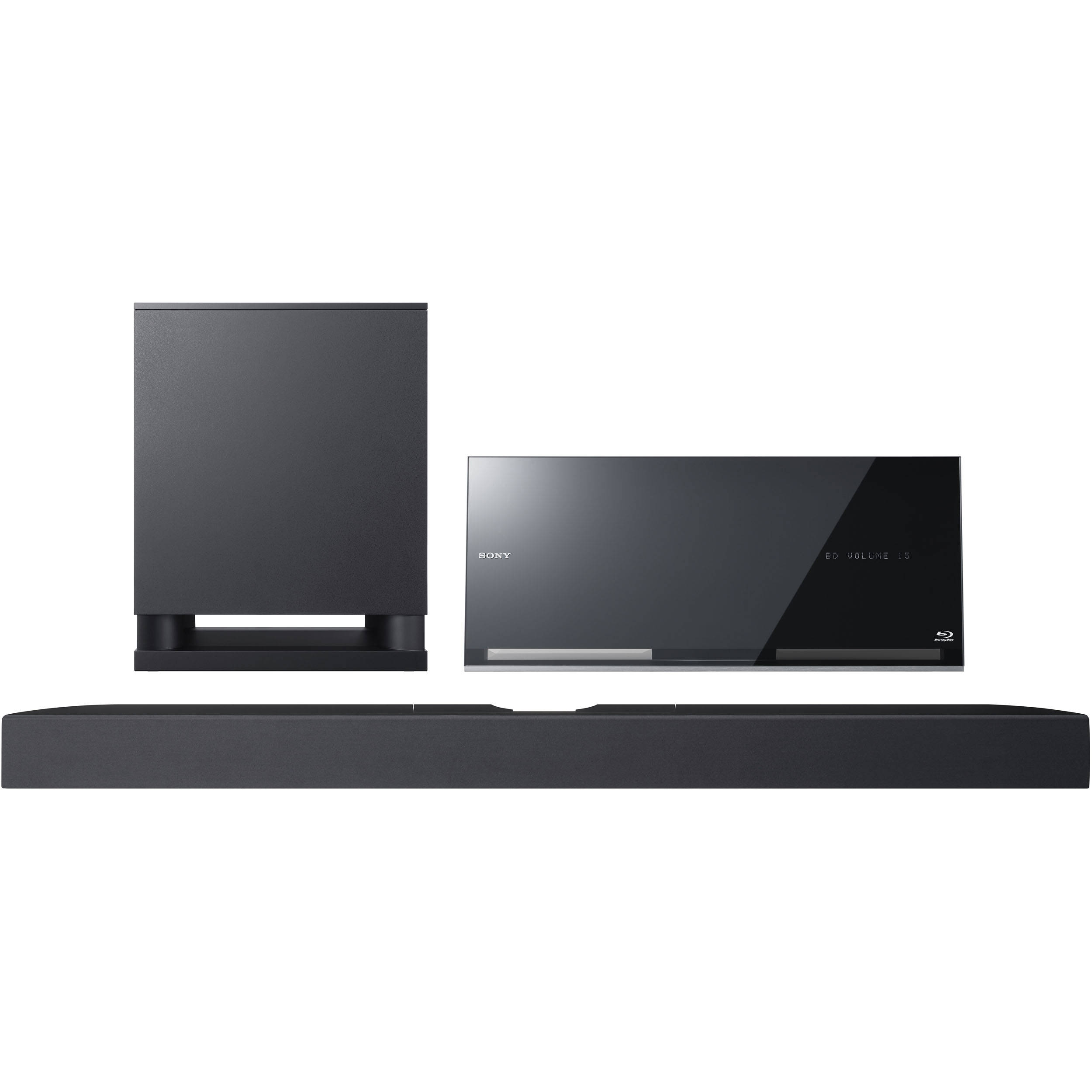 Sony BDV-F7 3D Blu-ray Disc Home Theater System