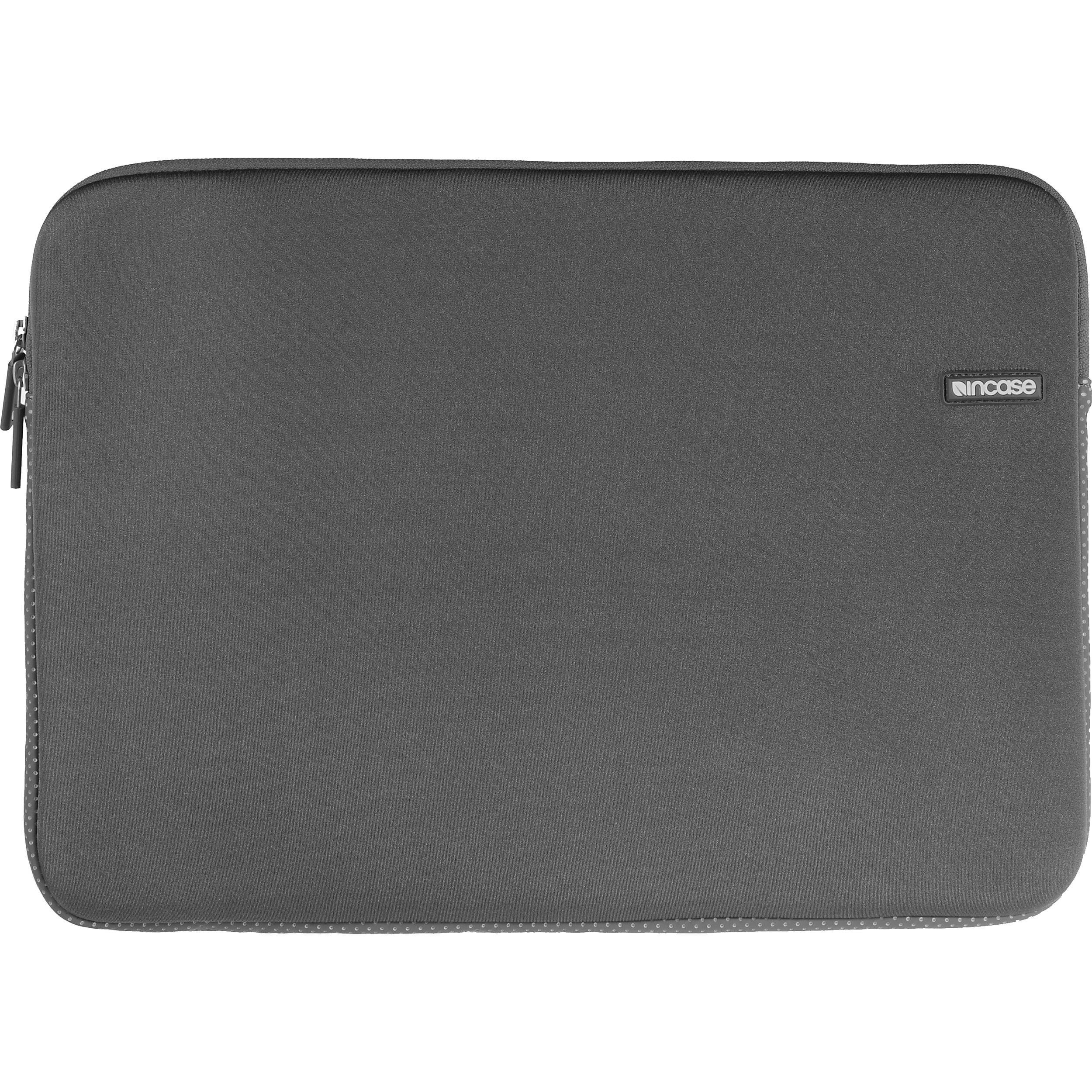 low priced 87033 4e357 Incase Designs Corp CL57439 Neoprene Sleeve for MacBook Pro 17