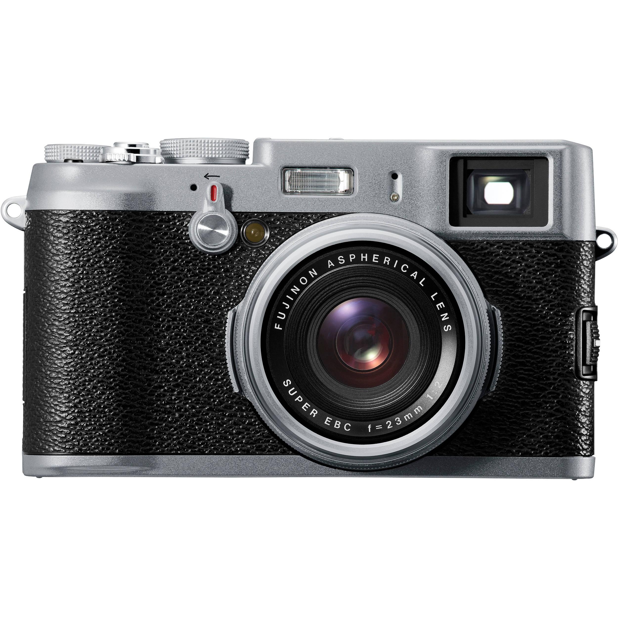 FUJIFILM FinePix X100 Digital Camera