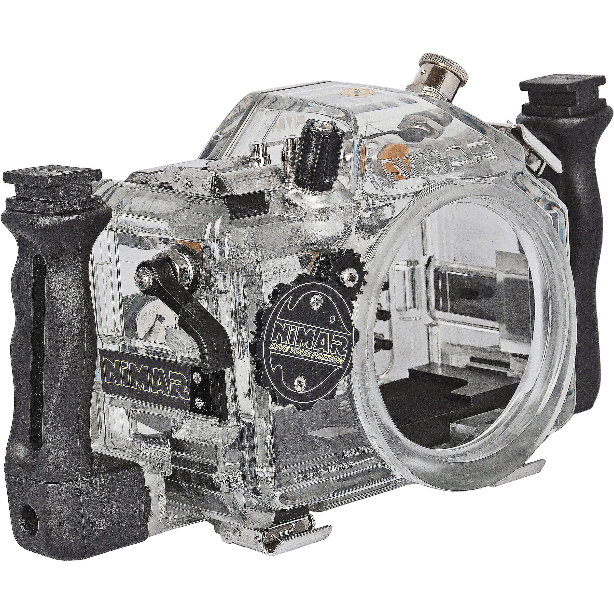 Nimar Underwater Housing for Canon EOS 400D (No Port)