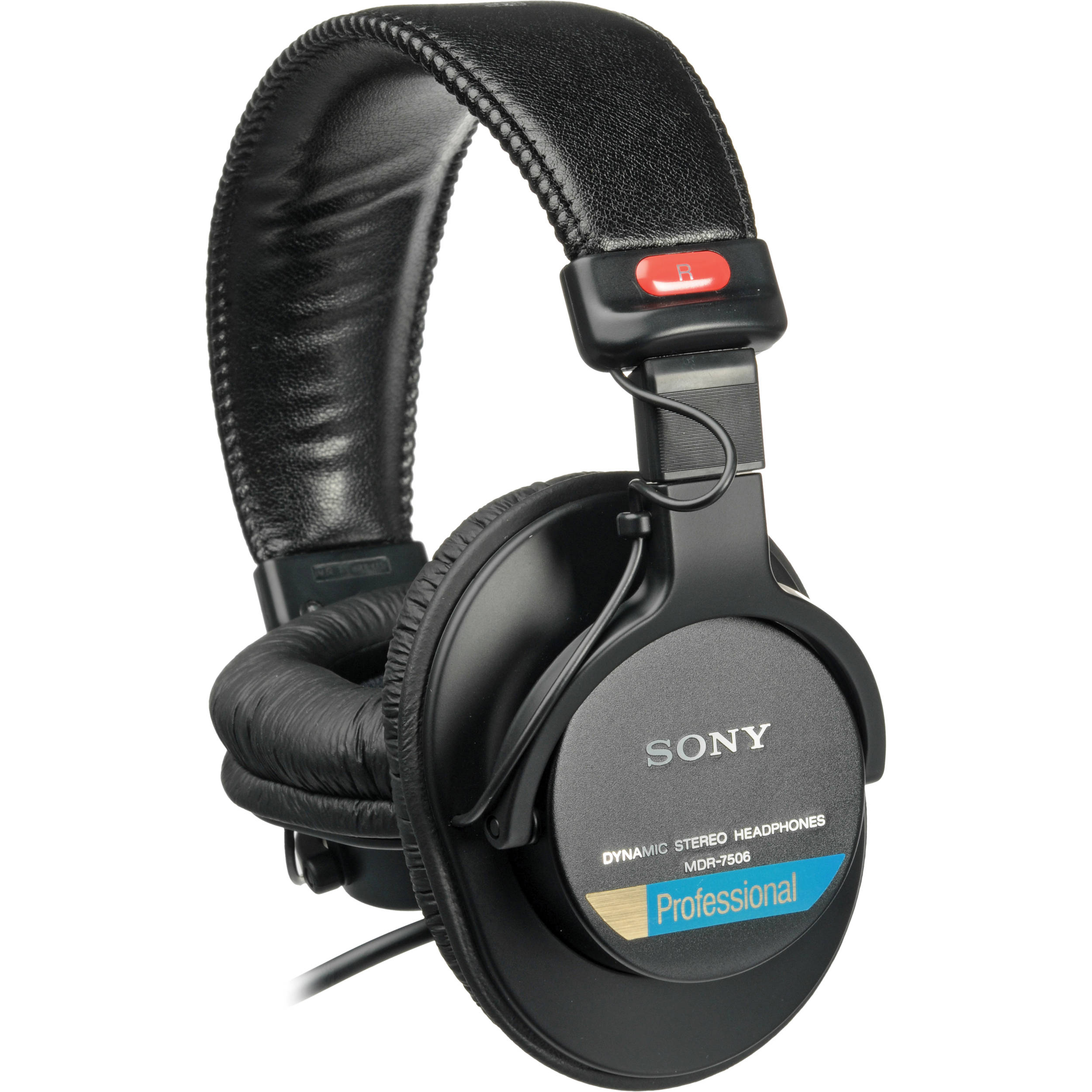 Sony Mdr 7506 Headphones Mdr 7506 B H Photo Video