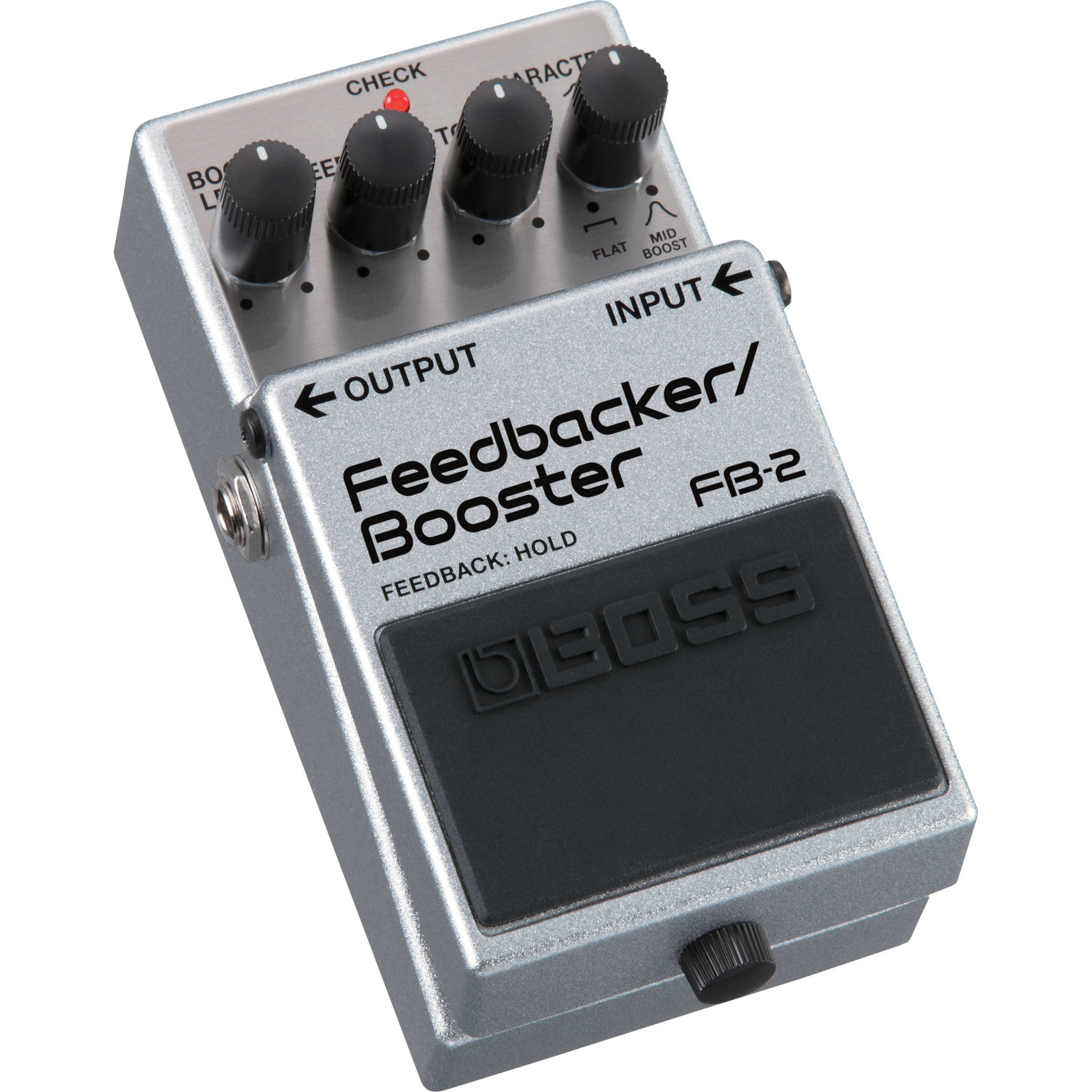 competitive price get cheap limited guantity BOSS FB-2 Feedbacker/Booster Guitar Pedal