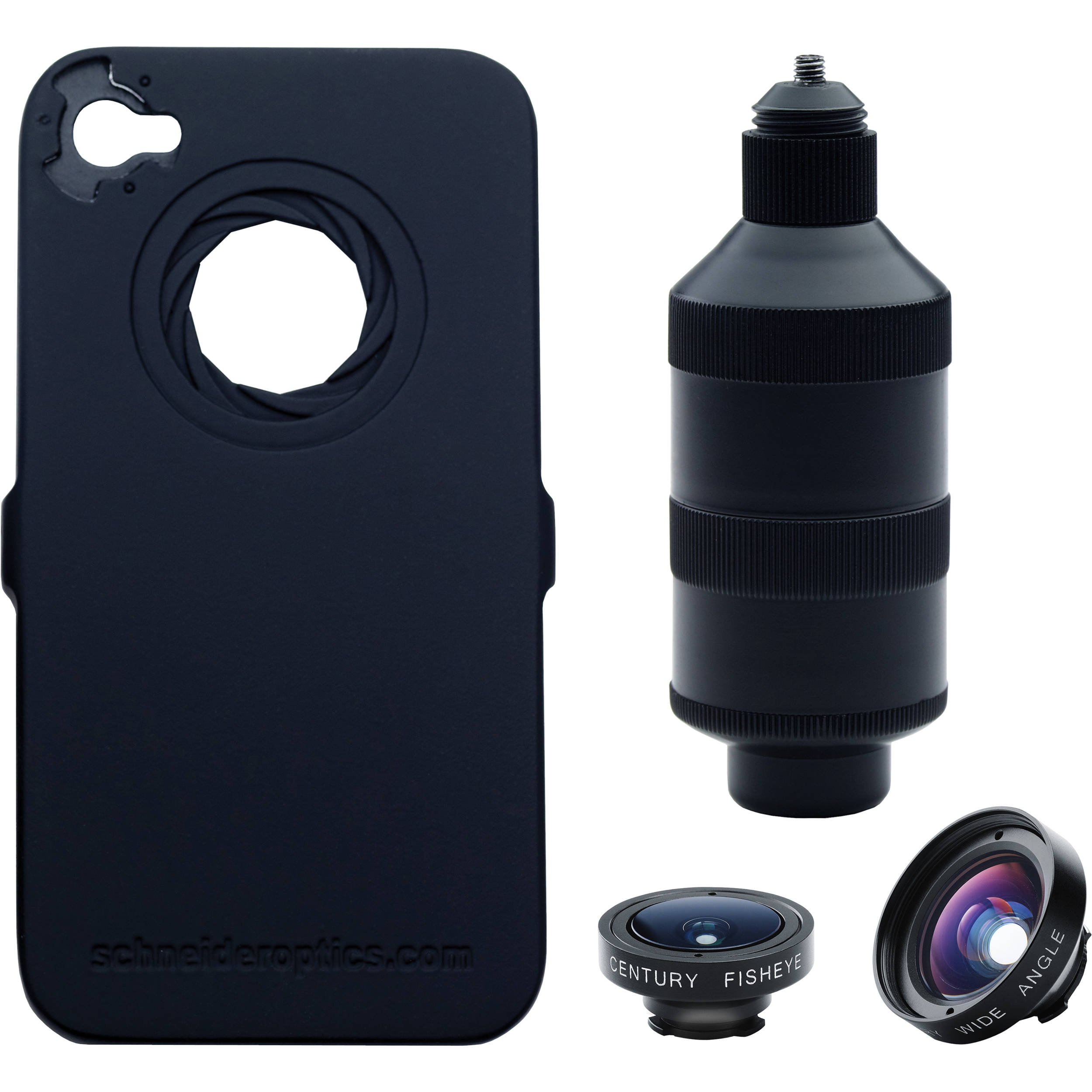 huge discount dc10e 29813 iPro Lens by Schneider Optics iPro Lens System for iPhone 4/4S