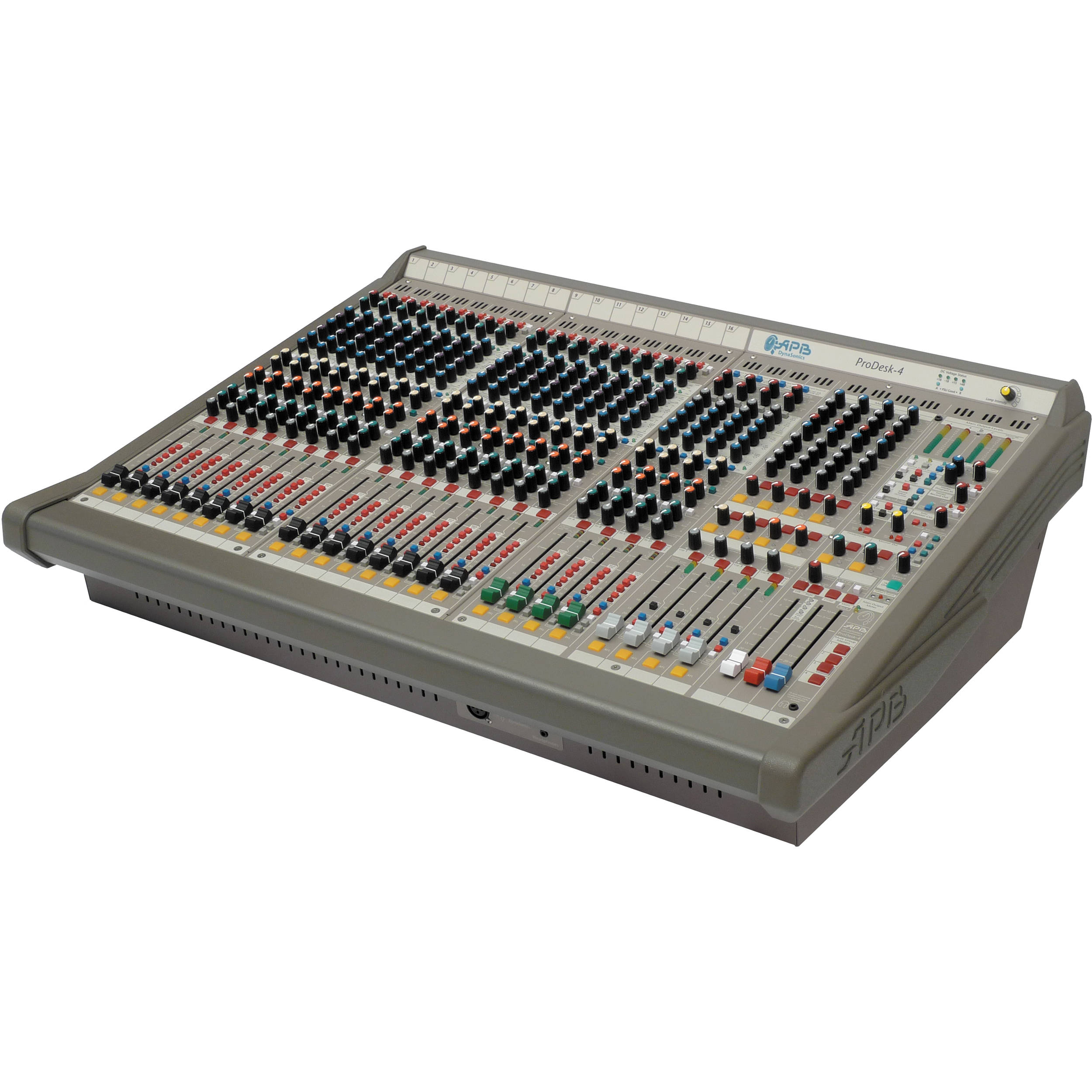 APB DynaSonics ProDesk-4 16 Input FOH Mixing Console PRODESK-416