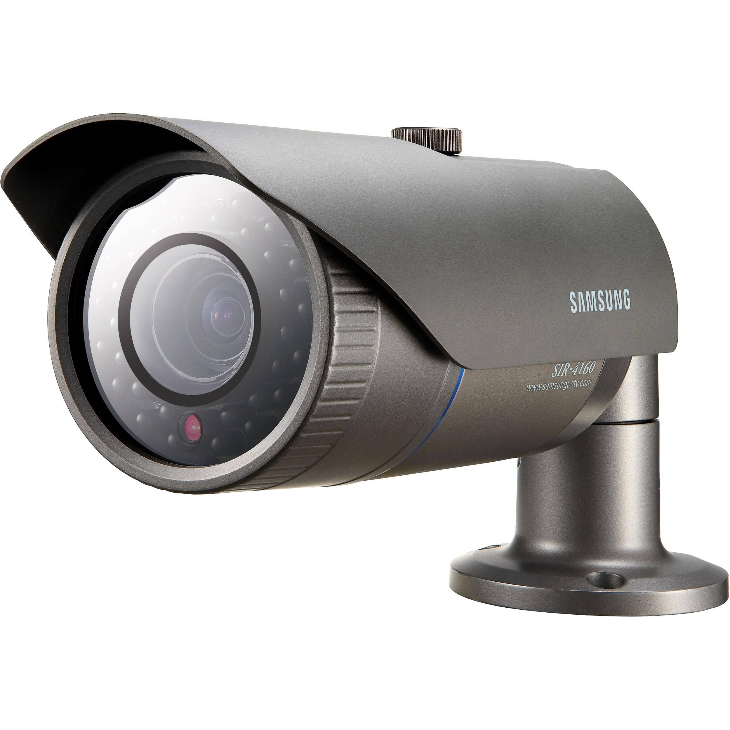 Samsung SCO-2120R High-resolution IR LED Camera (12x Zoom)