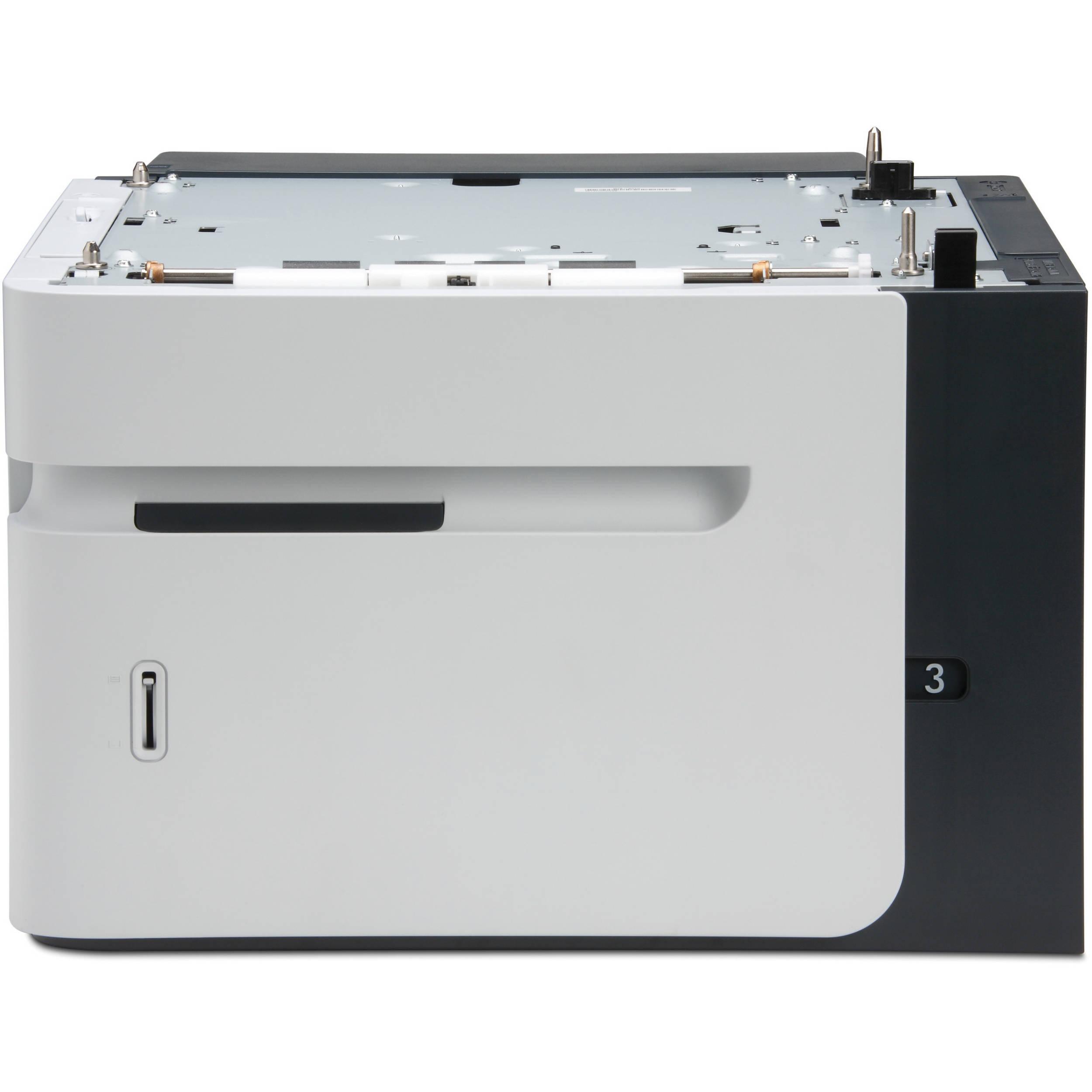 picture about Laserjet Printable Vinyl titled HP Shelf Label Enter Tray For LaserJet P4000 Collection