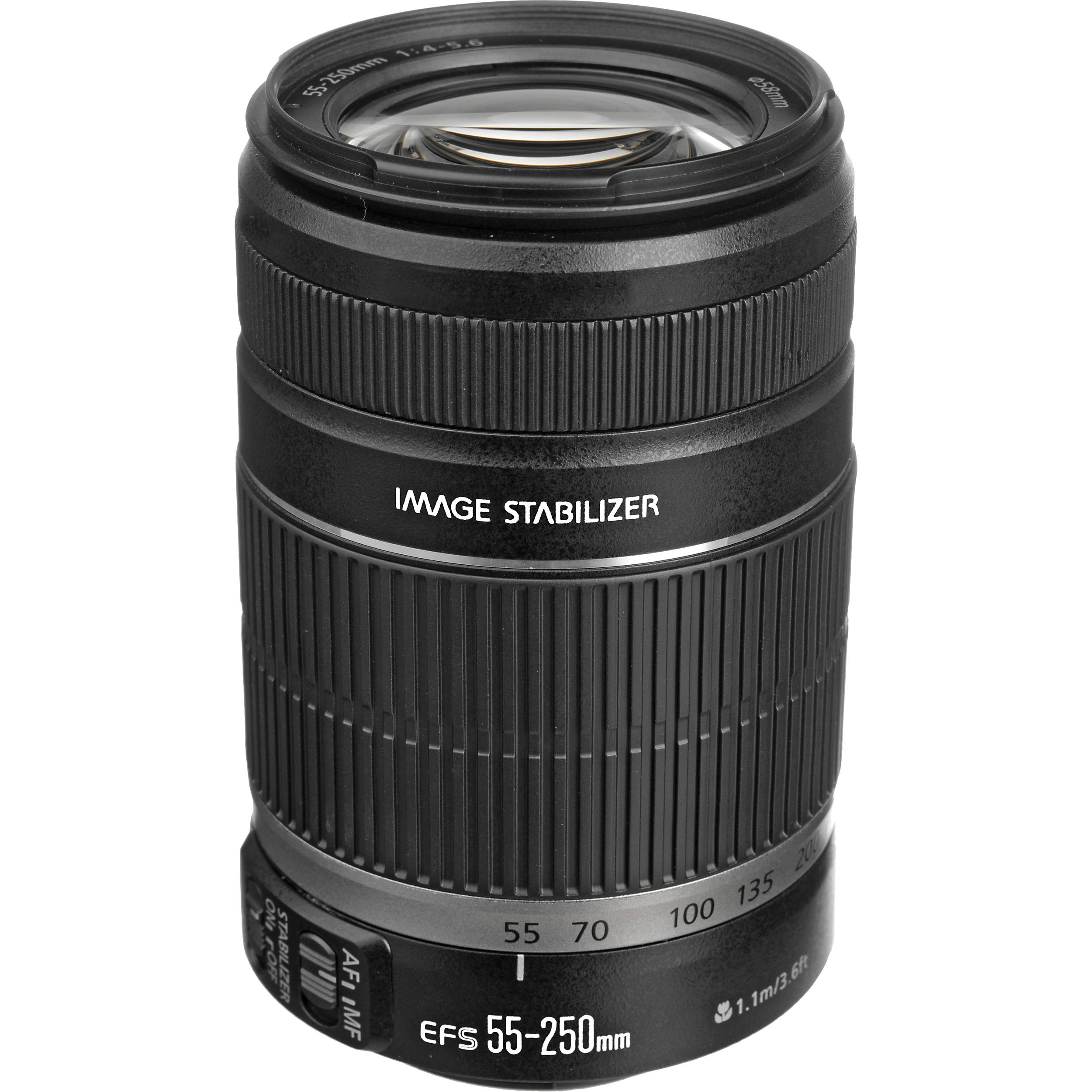 Canon EF-S 55-250mm f/4-5 6 IS II Lens