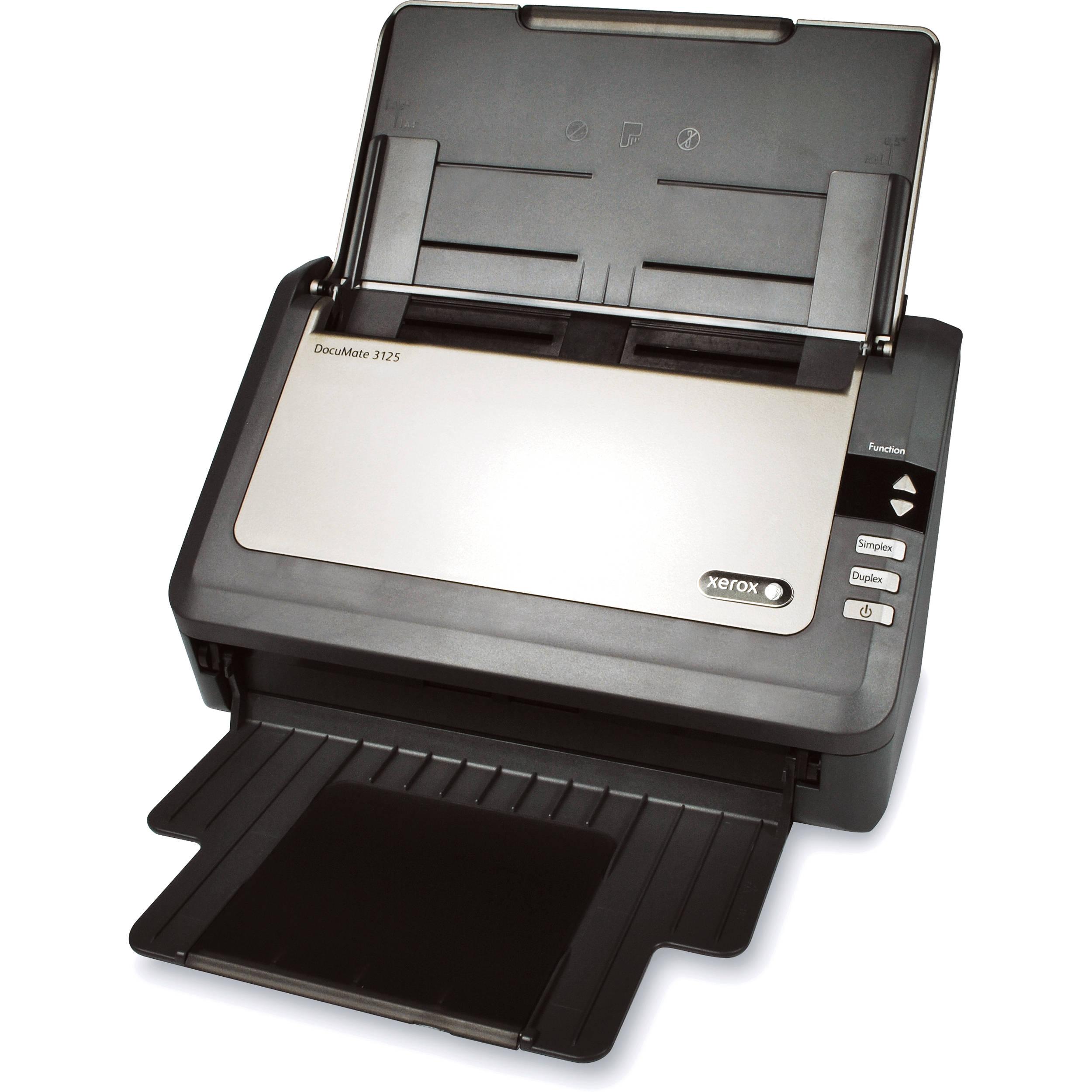 Xerox DocuMate 3125 Document Scanner