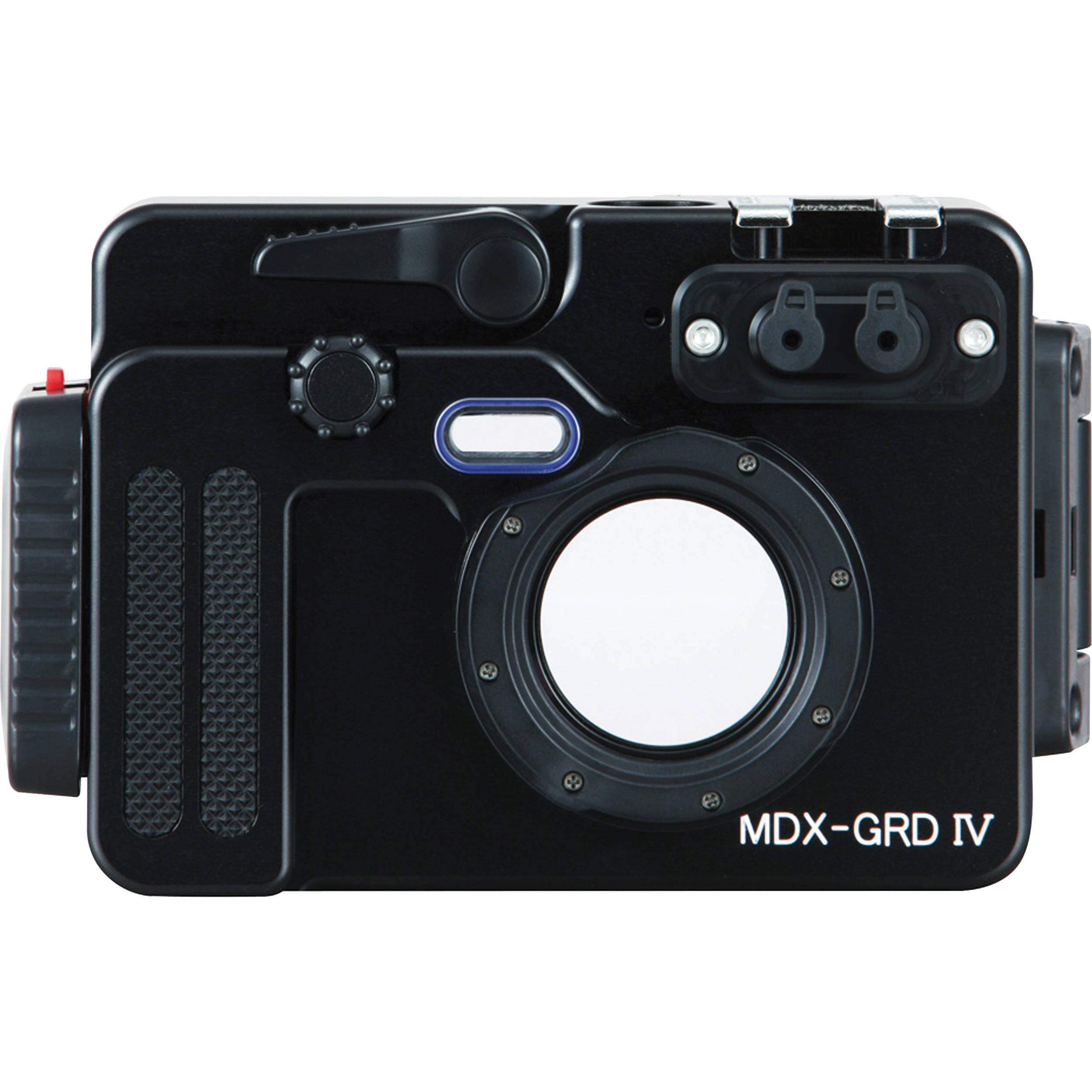 Sea & Sea MDX-GRD IV Underwater Housing for Ricoh GR DIGITAL IV / Digital  lll Camera