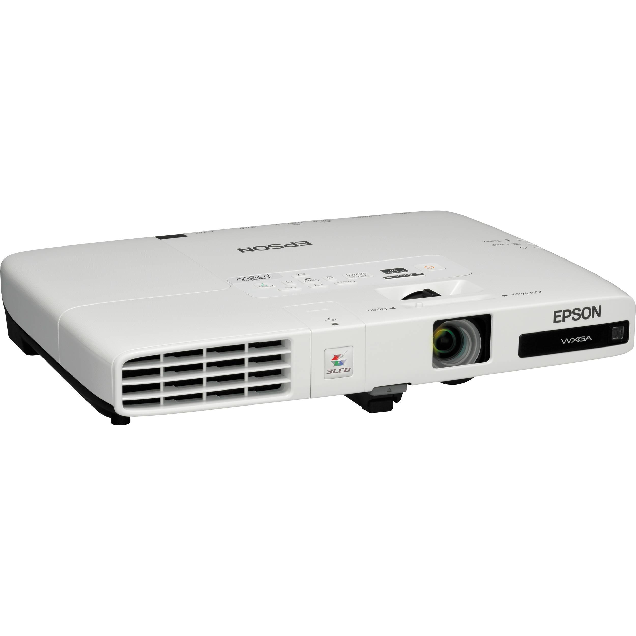Epson PowerLite 1776W WXGA Multimedia Projector