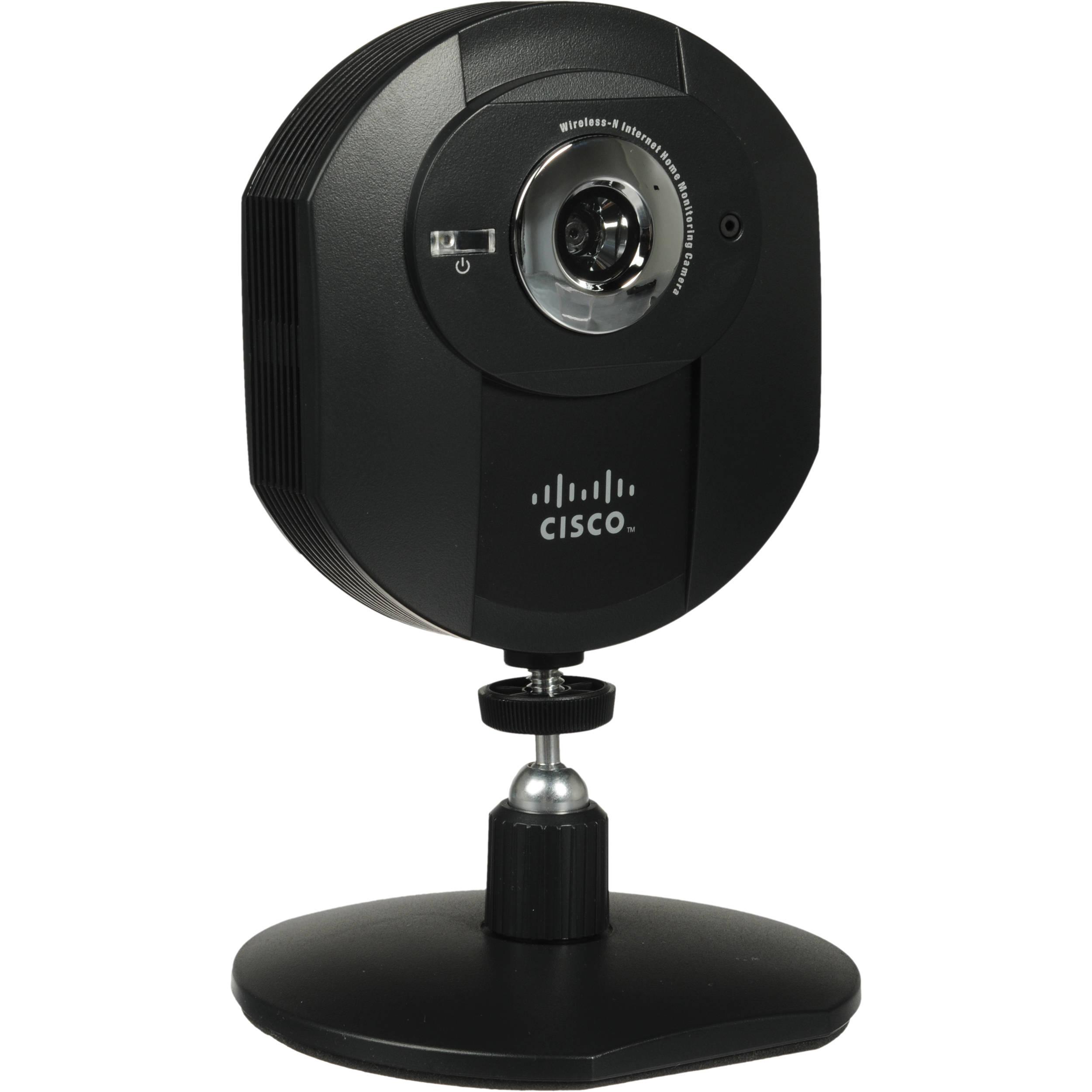 Linksys Wireless-N Internet Home Monitoring Camera