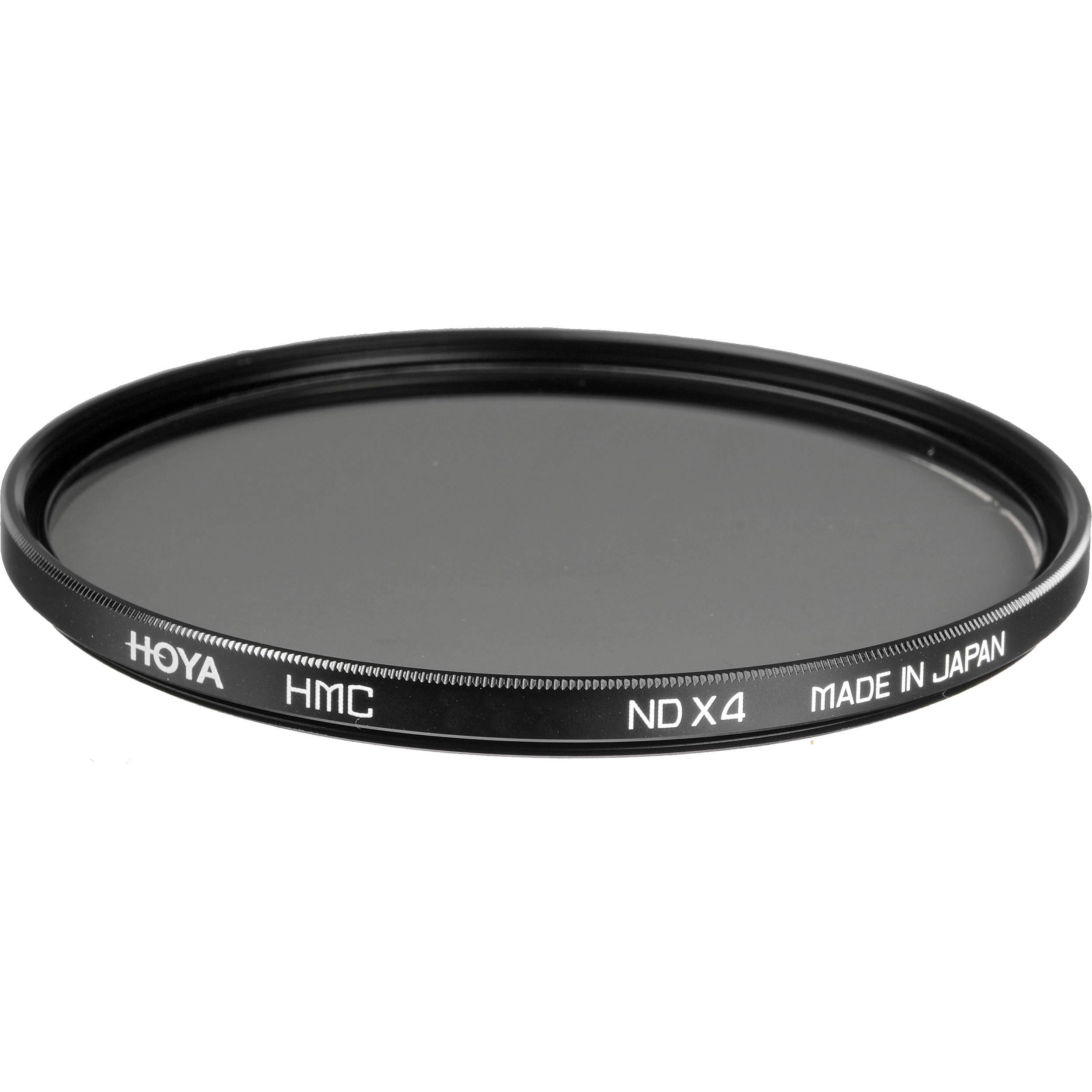 Hoya 67mm HMC Neutral Density NDX4 Multi-Coated 0.6 Filter