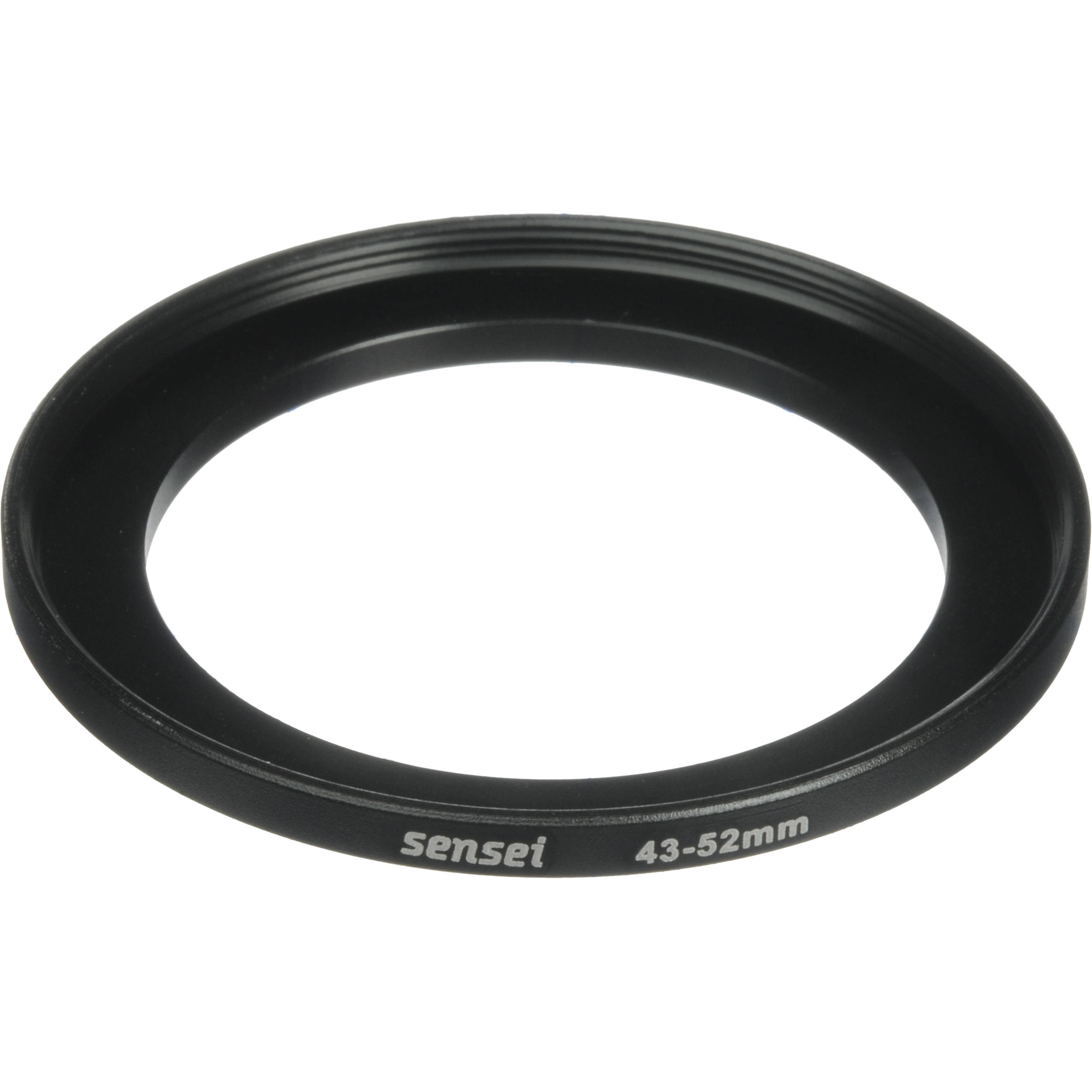 2 Pack Sensei 50mm Lens to 52mm Filter Step-Up Ring
