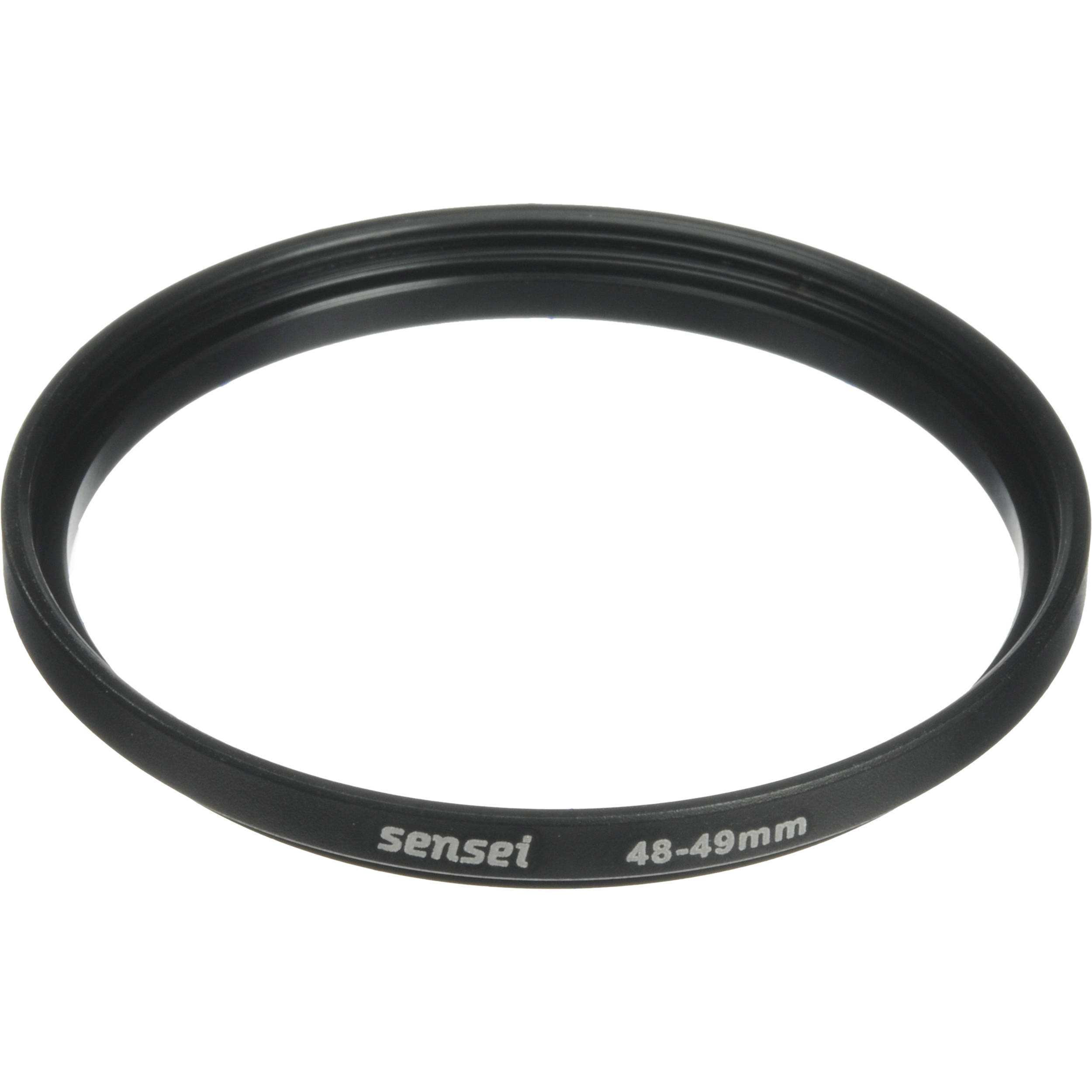 Sensei 49mm Lens to 43mm Filter Step-Down Ring 6 Pack