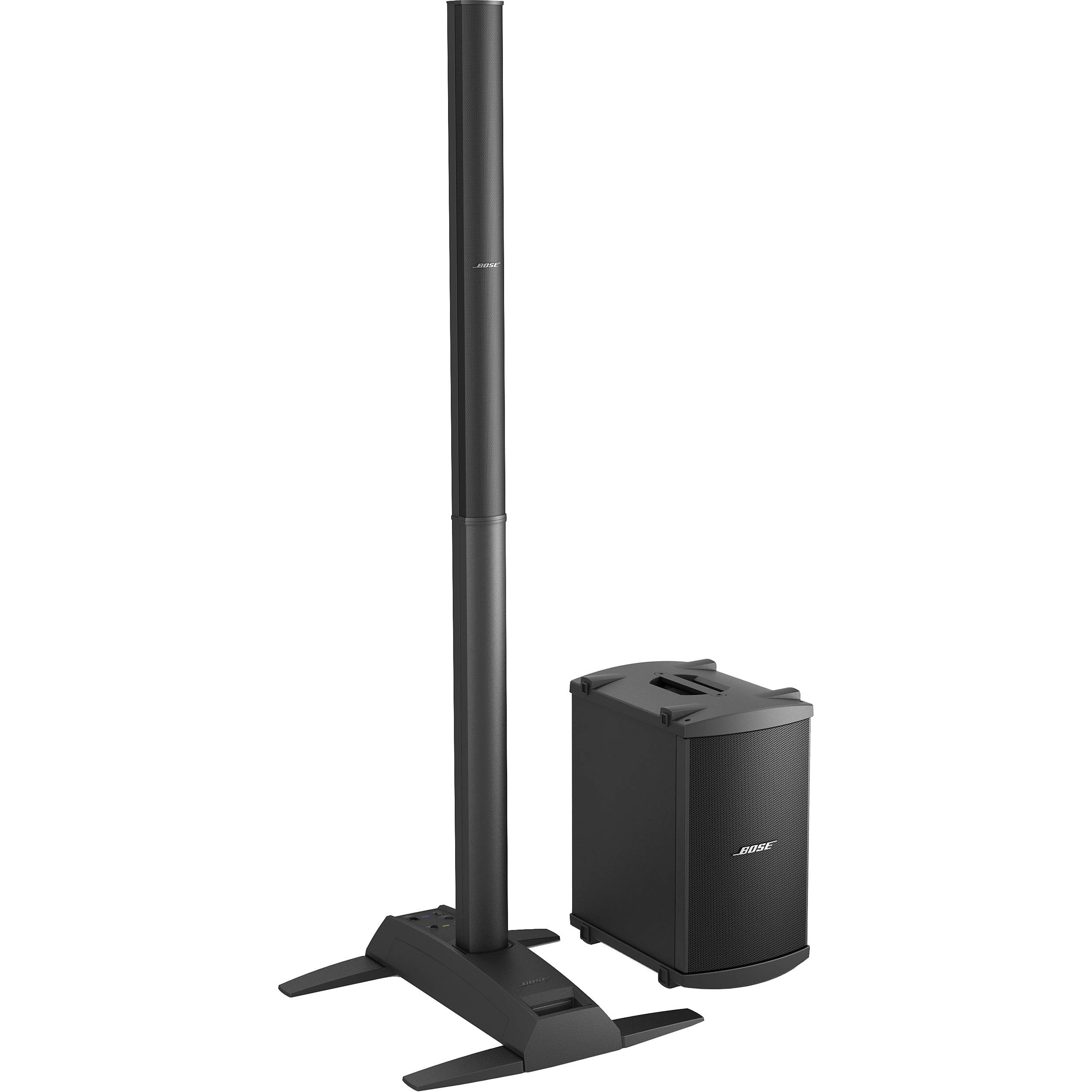 Bose Sound System >> Bose L1 Model 1s With B2 Bass Portable Line Array Pa Speaker System