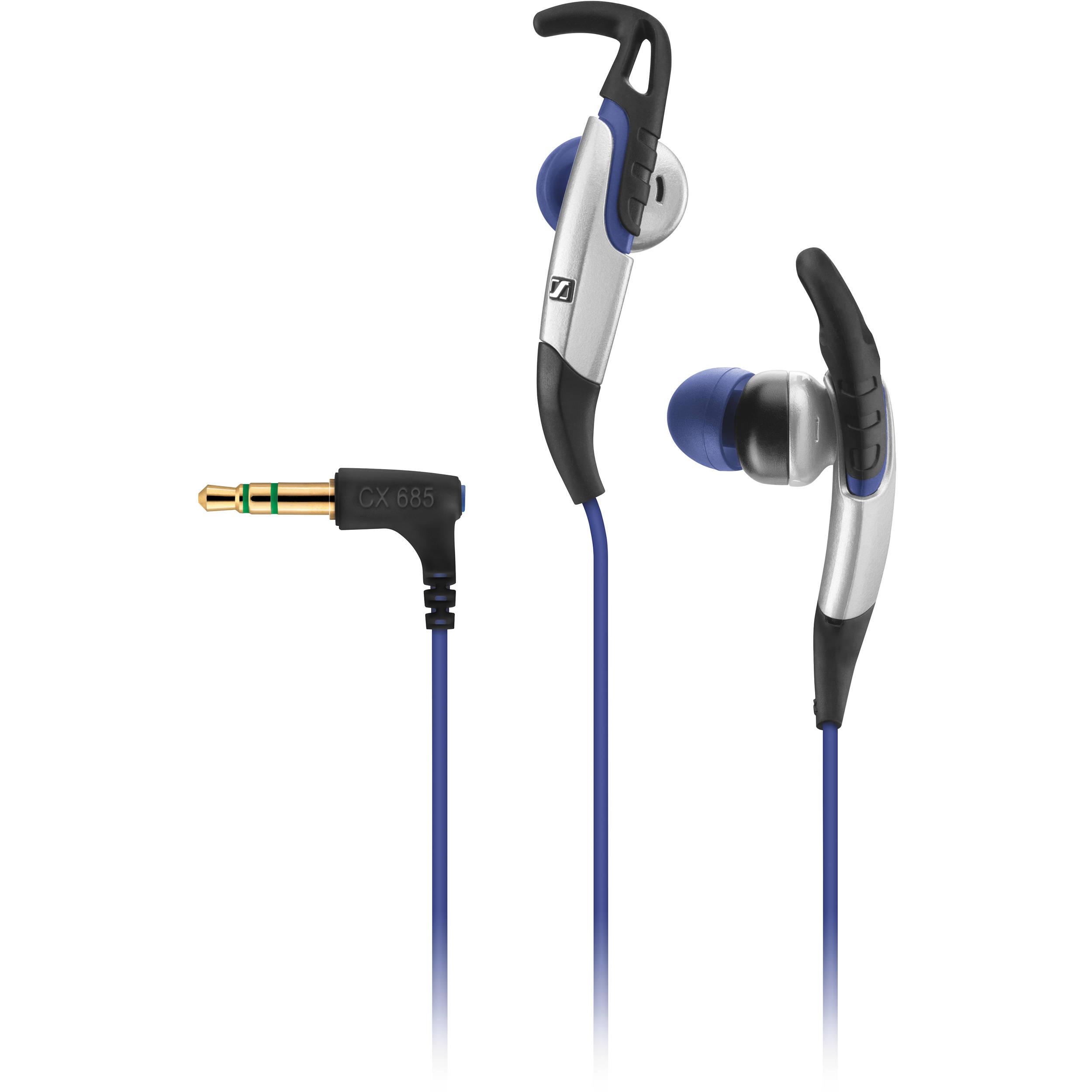 Sennheiser CX685 Adidas Sports In Ear Headphones