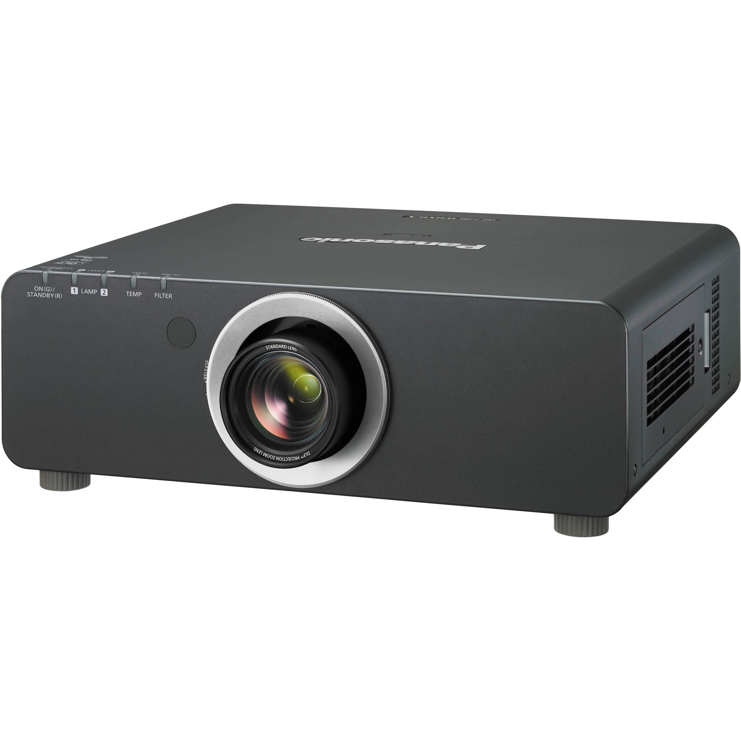 Panasonic PT-DW740UK 1-Chip 7000 Lumens DLP Projector PT-DW740UK