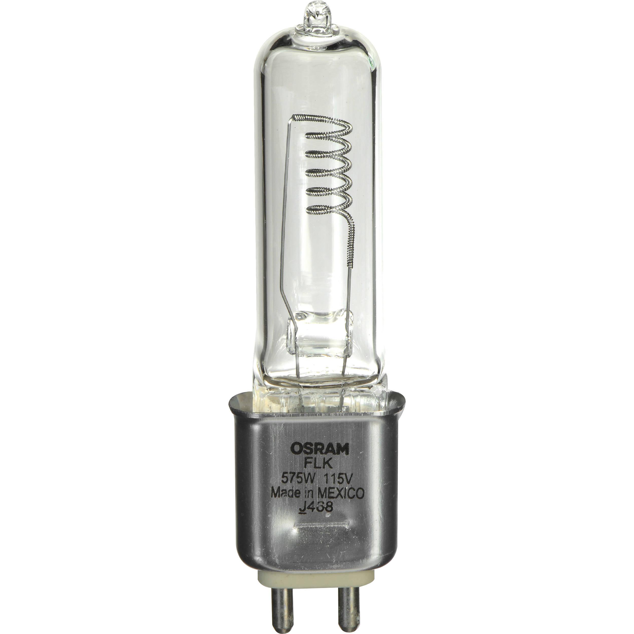 Sylvania / Osram FLK Halogen Lamp (115V, 575W)