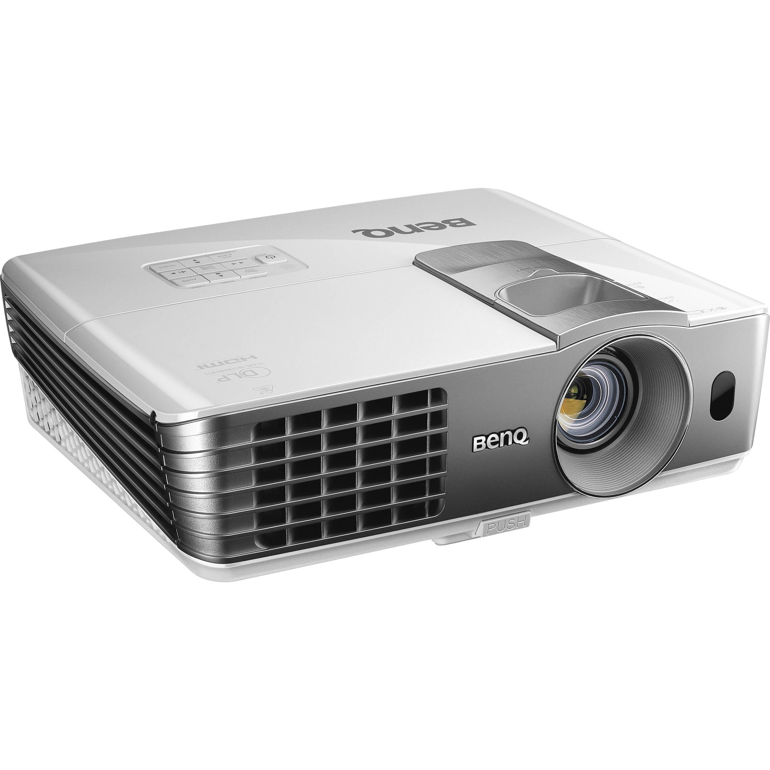 Benq W1070 Full Hd 1080p 3d Dlp Home Entertainment Projector