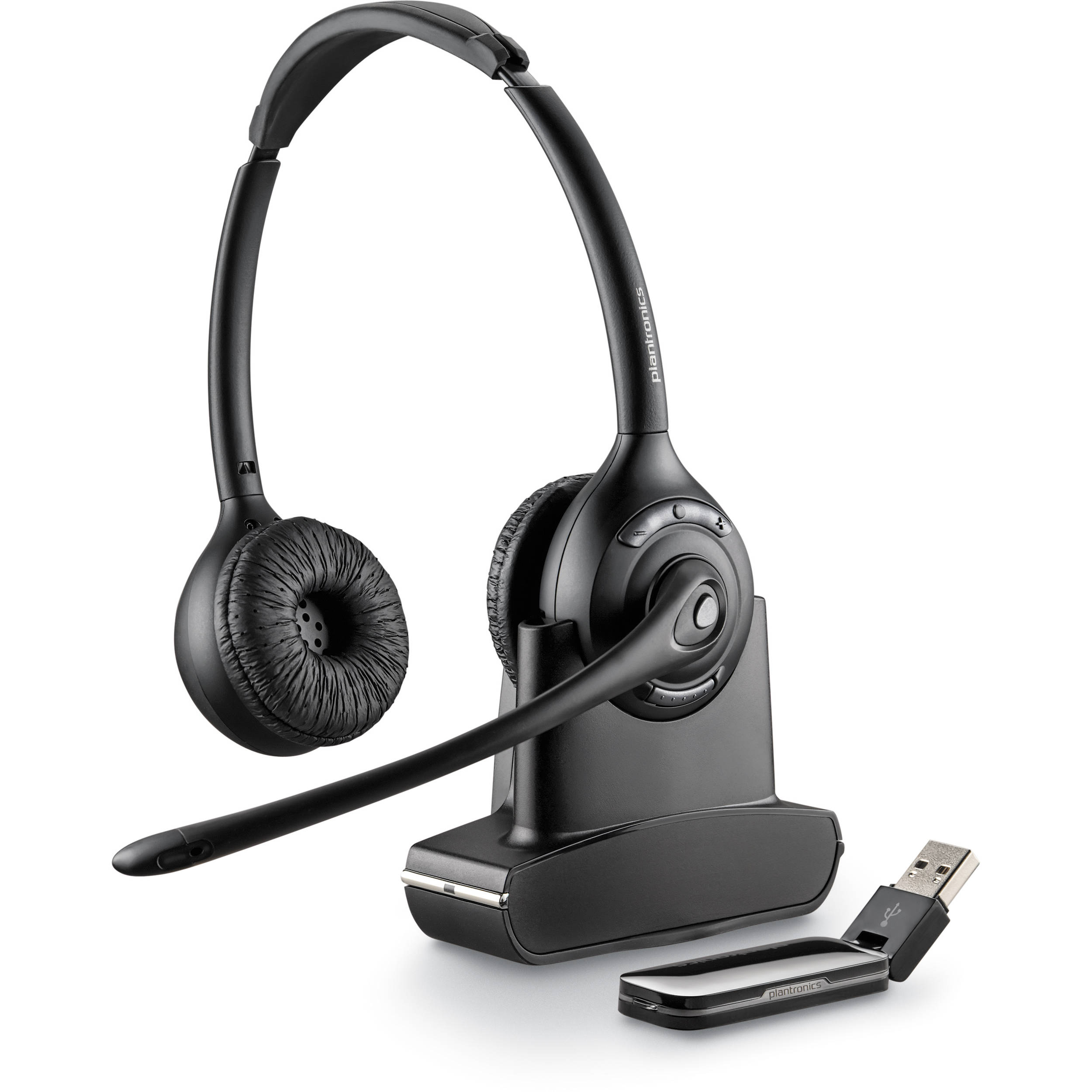 Plantronics Savi W410 Monaural Over The Head Usb 84007 03 B H