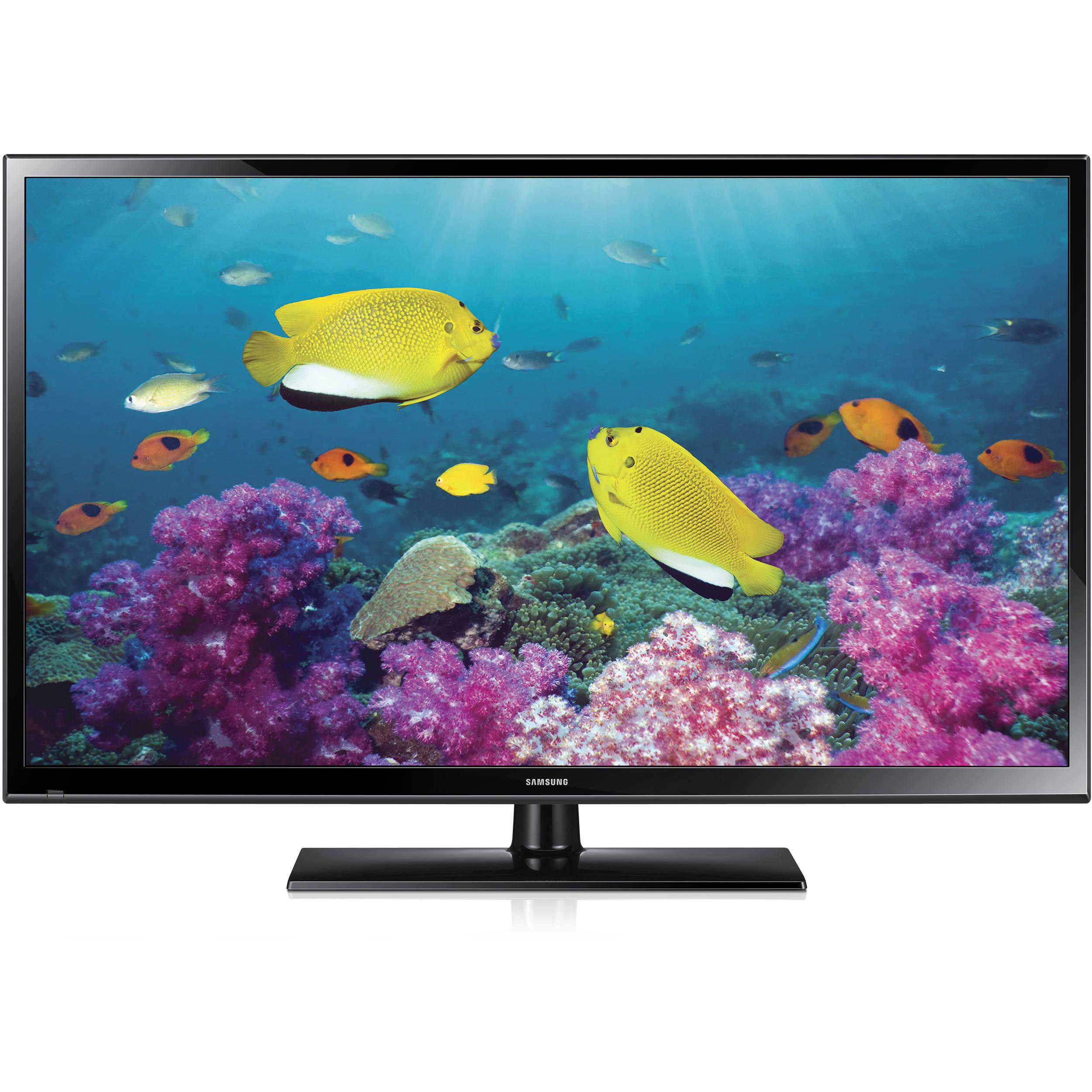 Samsung 51 4500 Plasma Tv Pn51f4500bfxza B H Photo