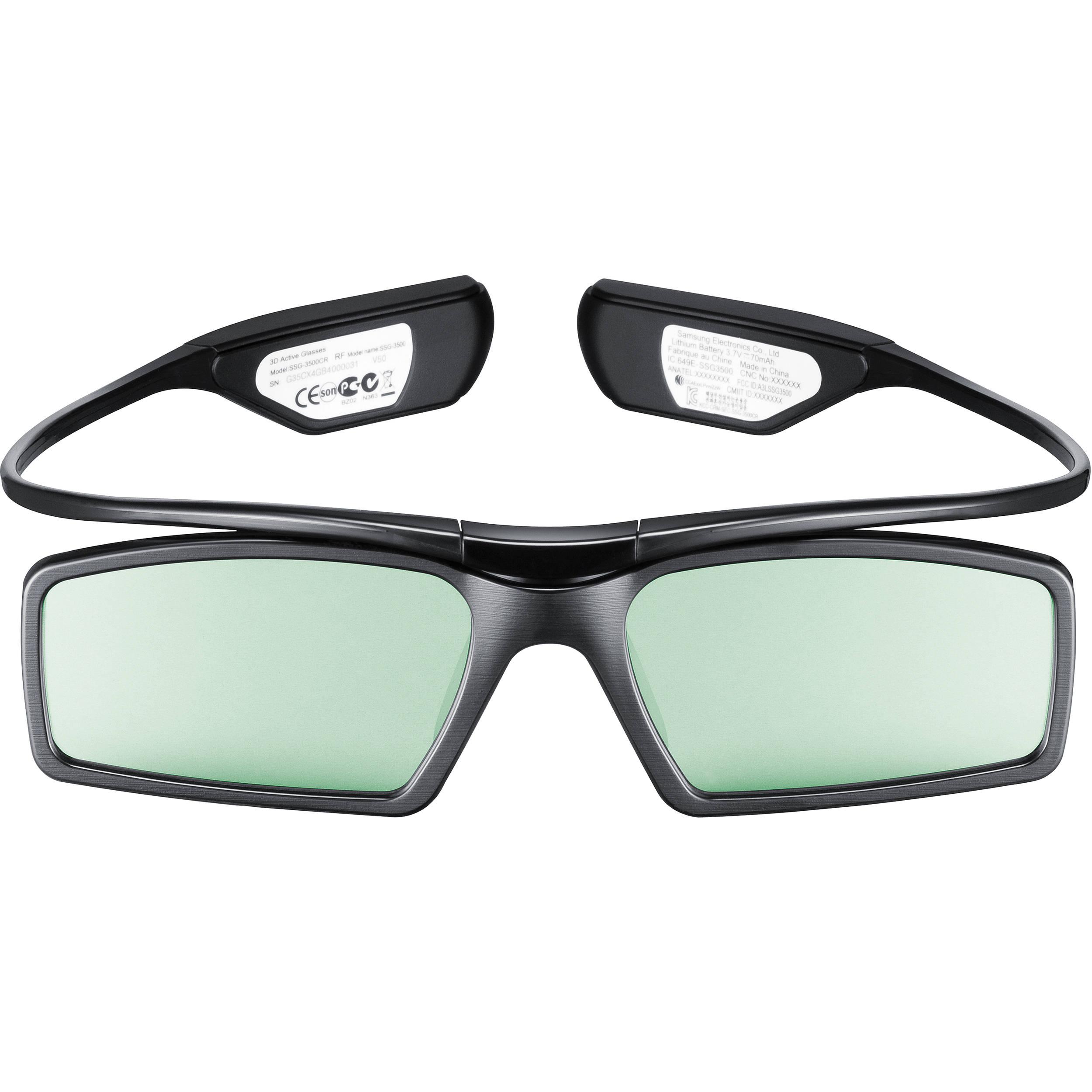 cfc6c410e09d Samsung SSG-3570CR/ZA 3D Rechargeable Glasses SSG-3570CR/ZA B&H