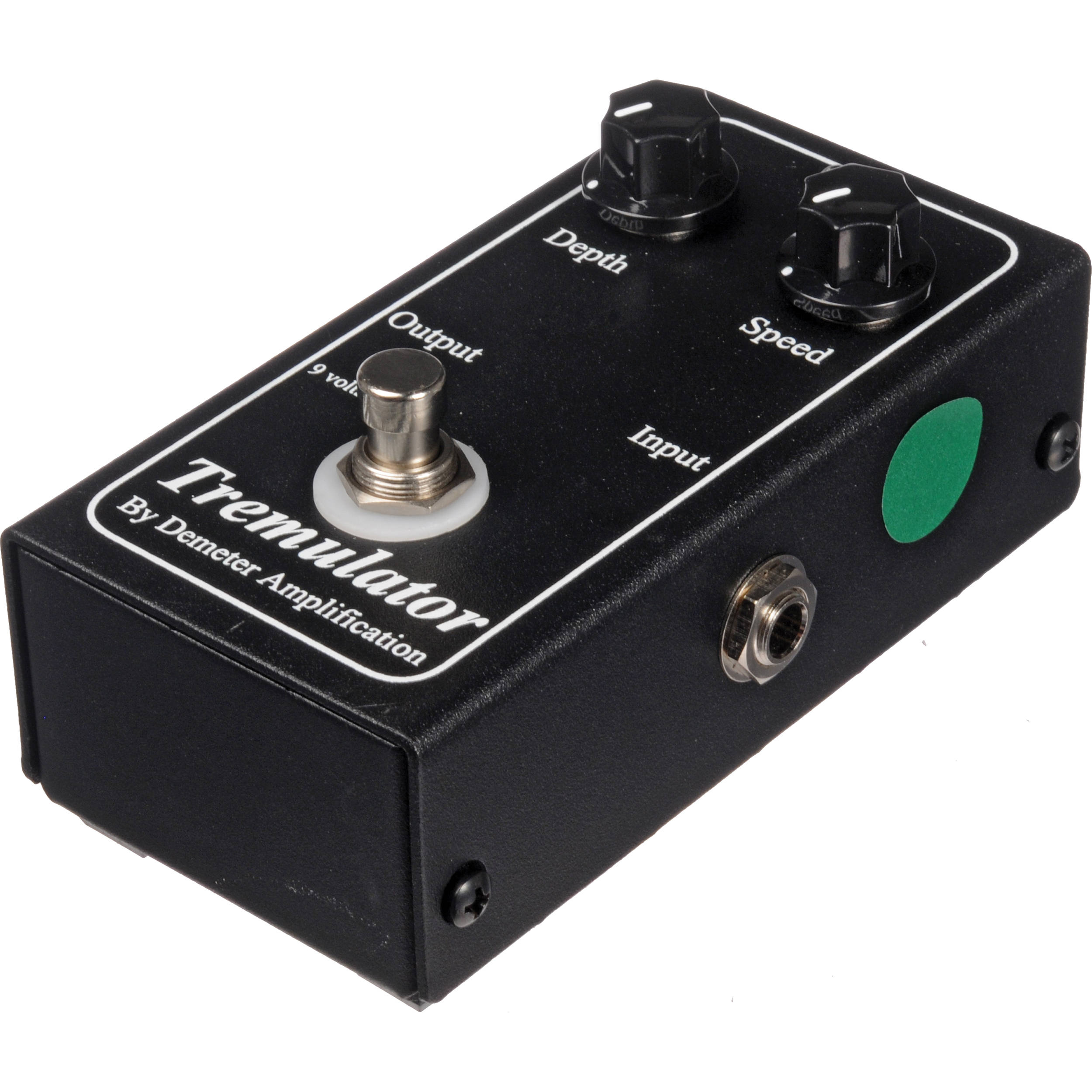 Demeter TRM-1 - The Tremulator Tremolo Pedal for Electric Guitar or Bass  Guitar