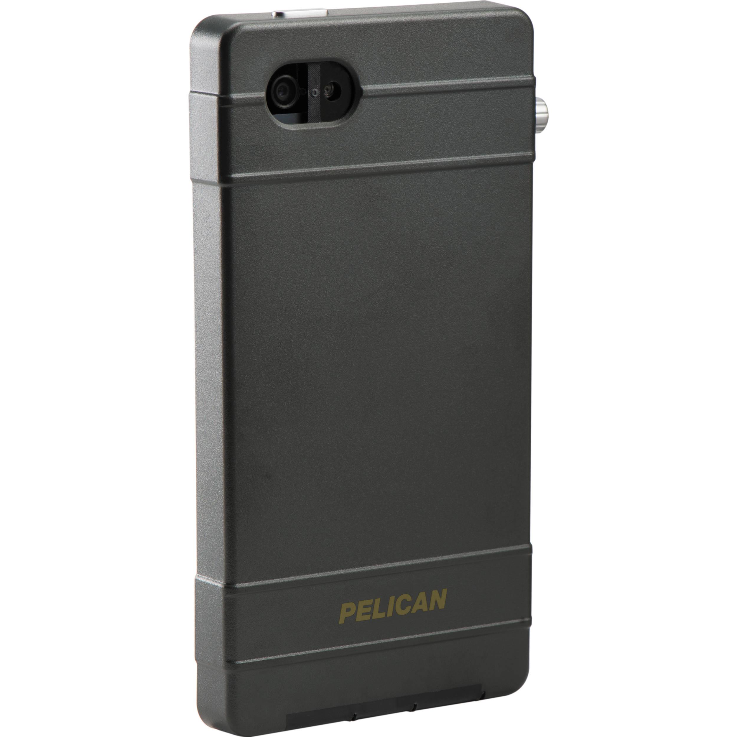 huge discount 9e8e1 9854e Pelican ProGear Vault Series Case for iPhone 5 (Green / Black)