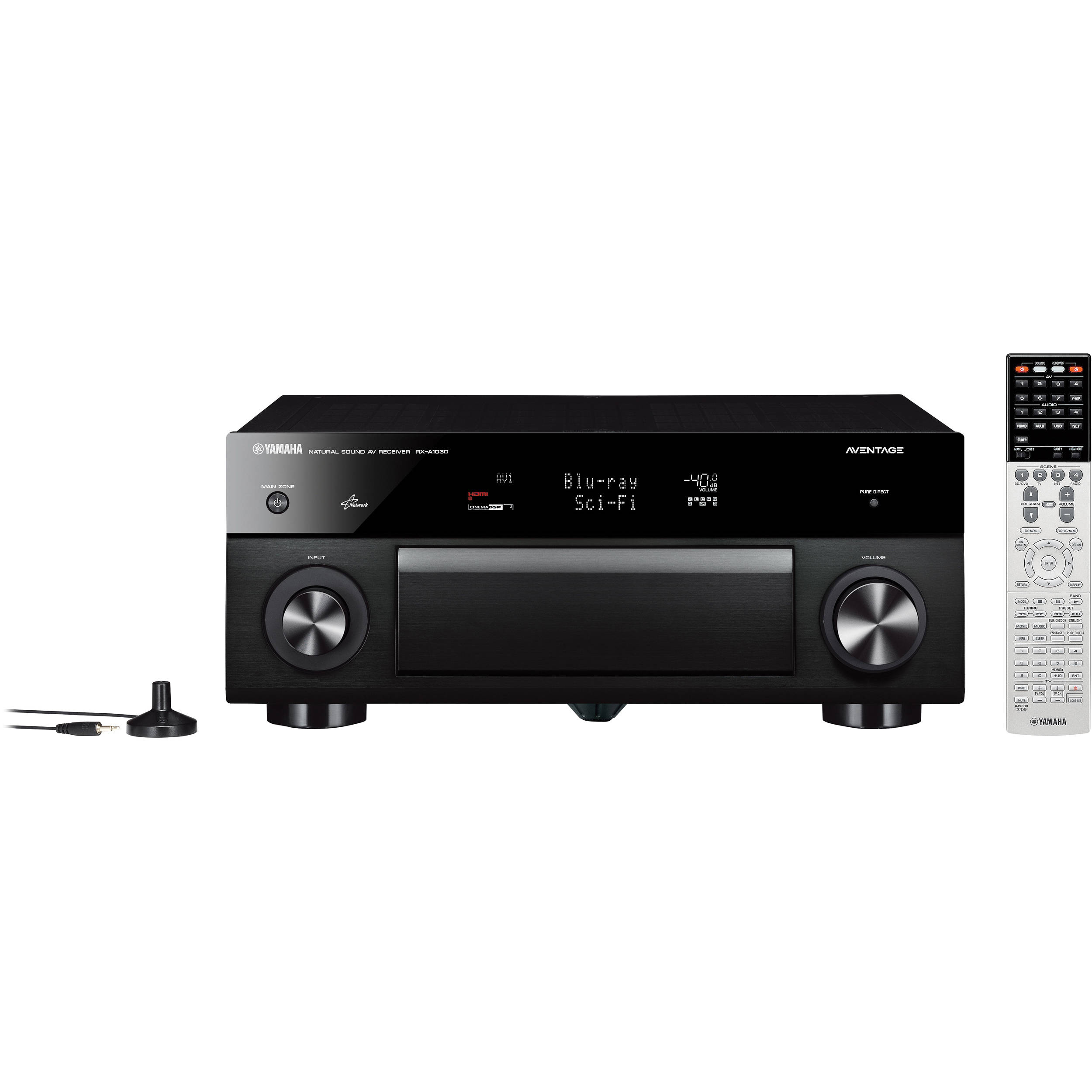 Yamaha AVENTAGE RX-A1030 7 2-Channel Network AV Receiver