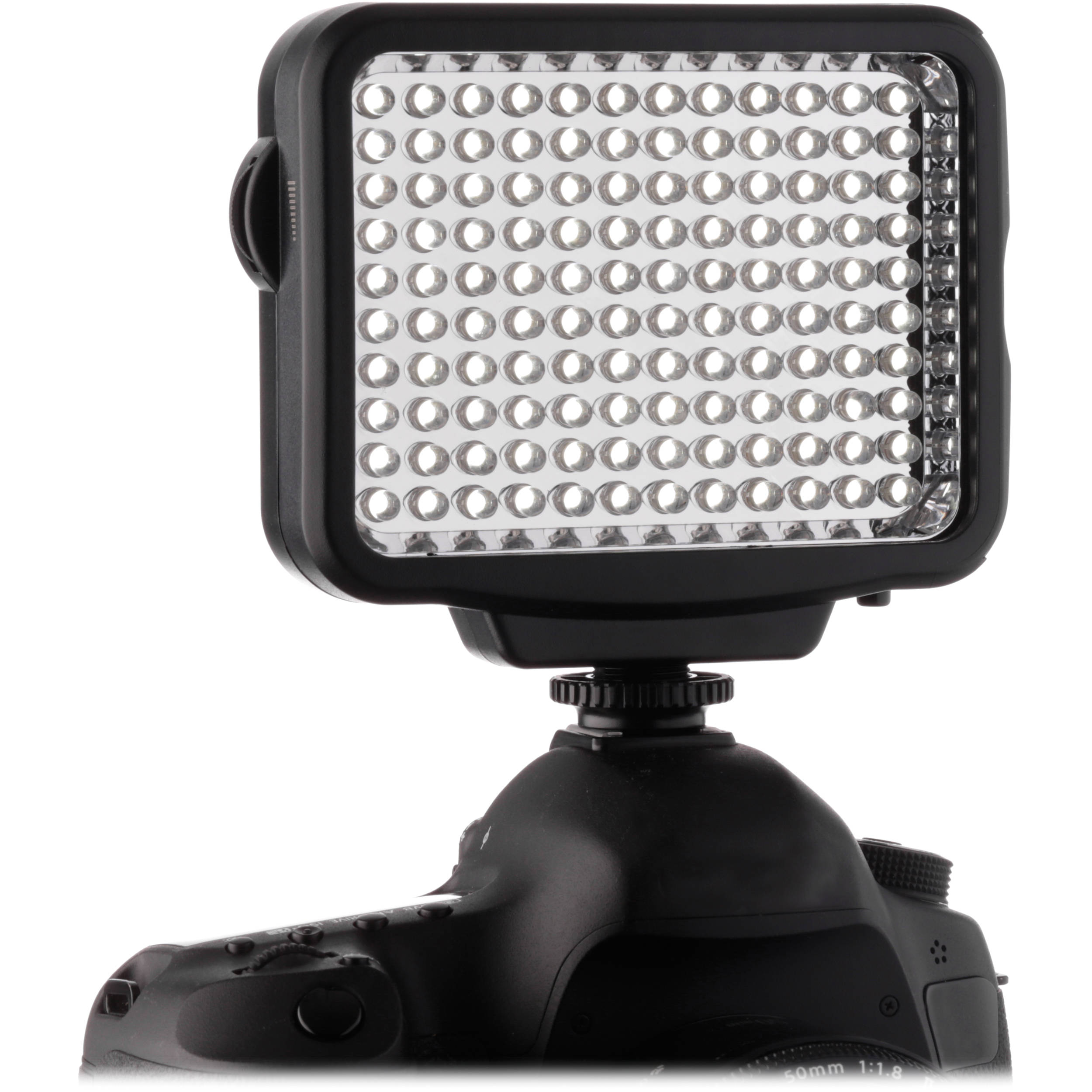 Dimmable 120 Led On Light Genaray Camera 5300 Compact 1K3lFTJc