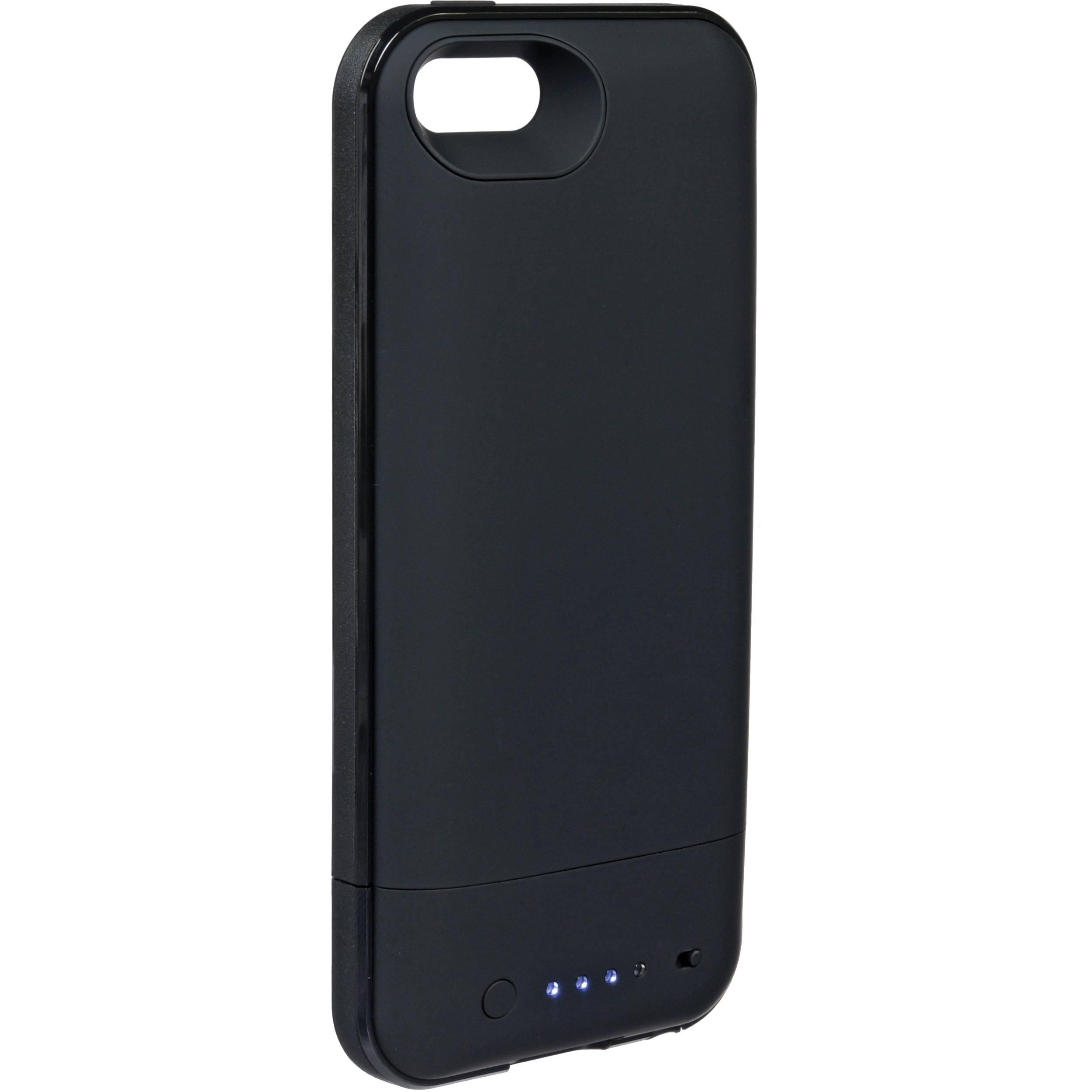 size 40 6038d 4d165 mophie juice pack plus for iPhone 5/5s/SE (Black)