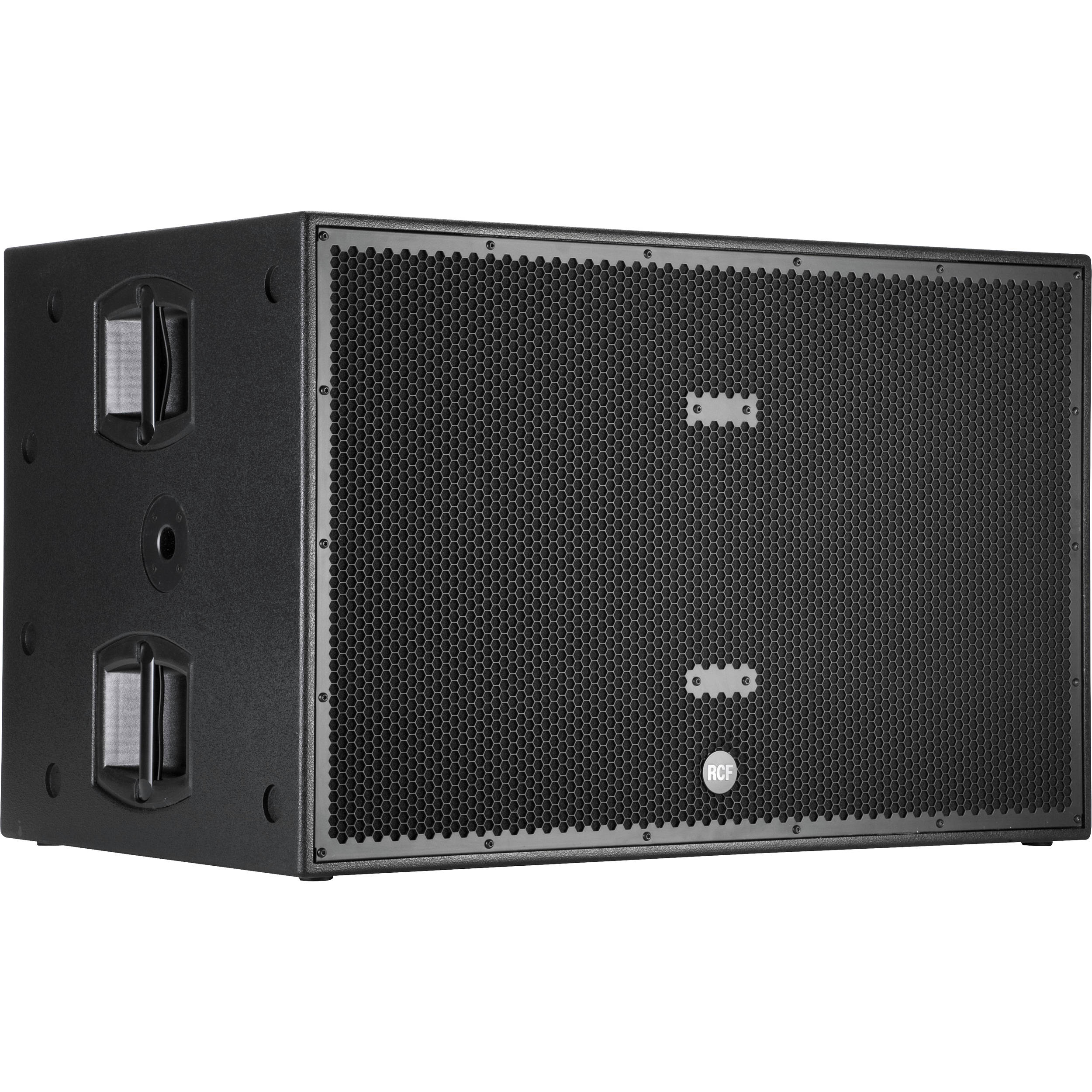 RCF SUB 8006-AS Professional Series Active Subwoofer (Black)