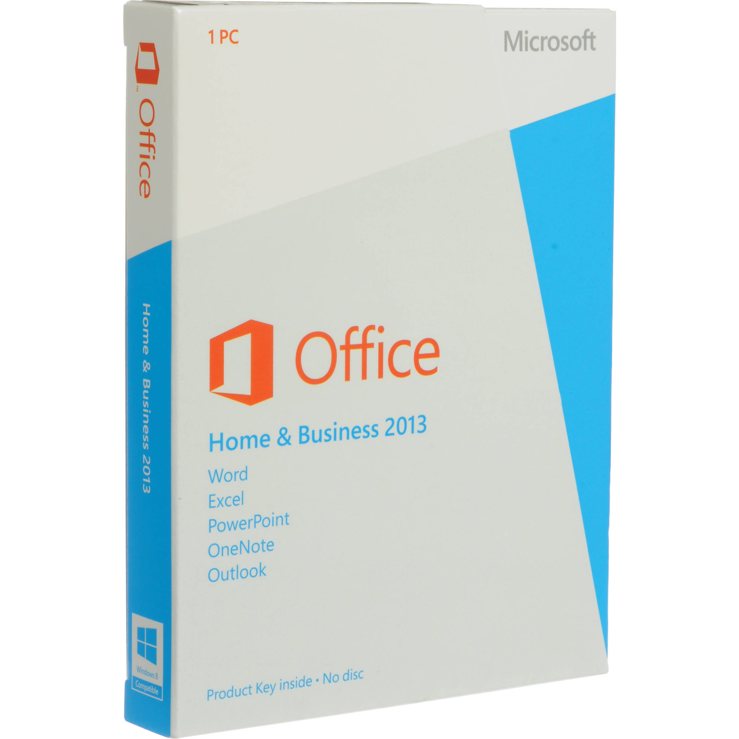 Microsoft Office Home & Business 2013 for Windows (Download)