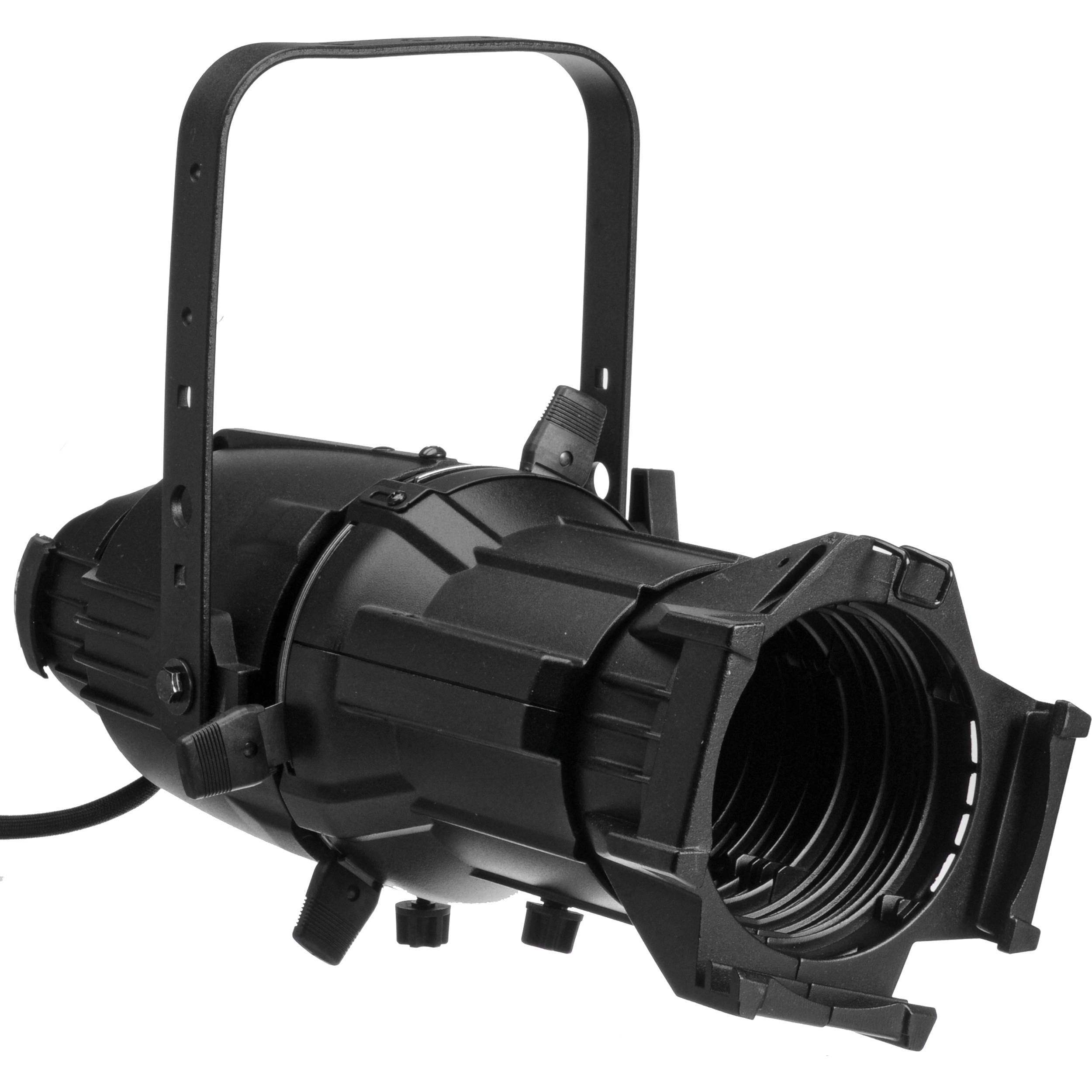 Etc Source Four 750w Ellipsoidal Black Stage Pin 50